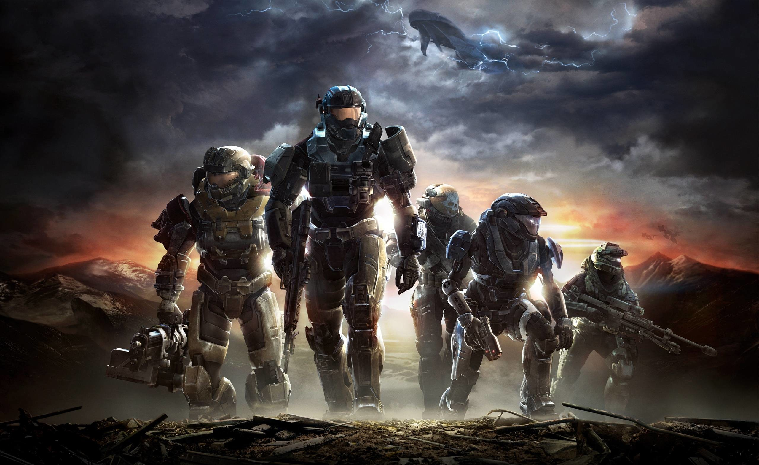 Res: 2560x1567,  Halo Spartan Wallpapers