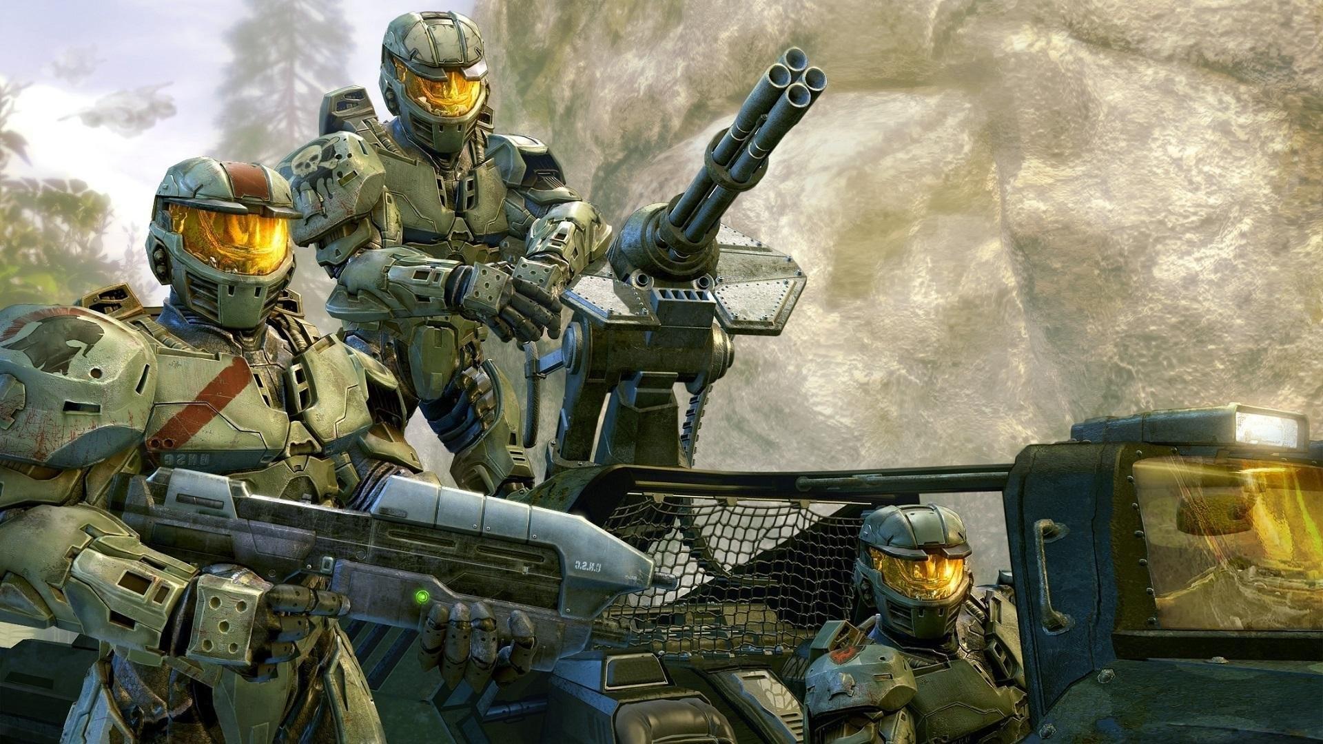 Res: 1920x1080, Halo: Spartan Assault HD Wallpaper 21 - 1920 X 1080