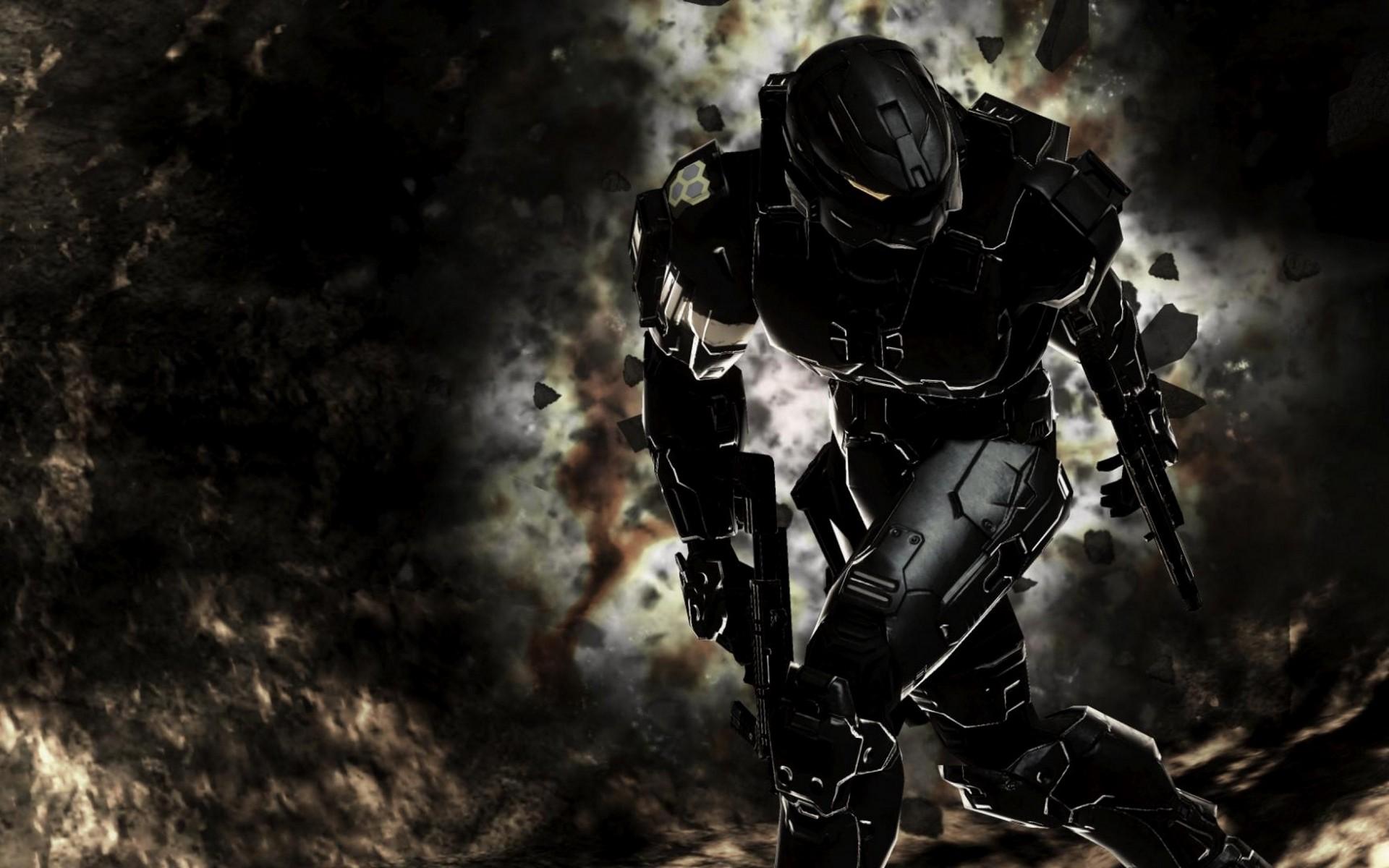 Res: 1920x1200, Halo Spartan strike HD wallpaper