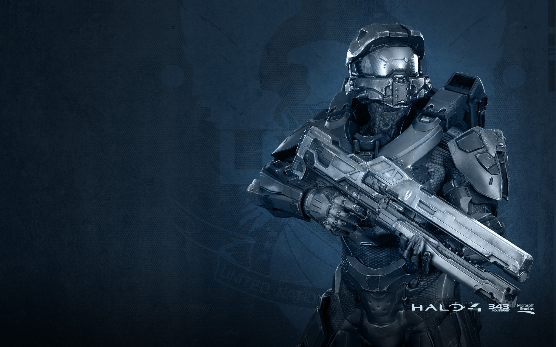 Res: 1920x1200, Halo 4 Master Chief Video HD Wallpapers