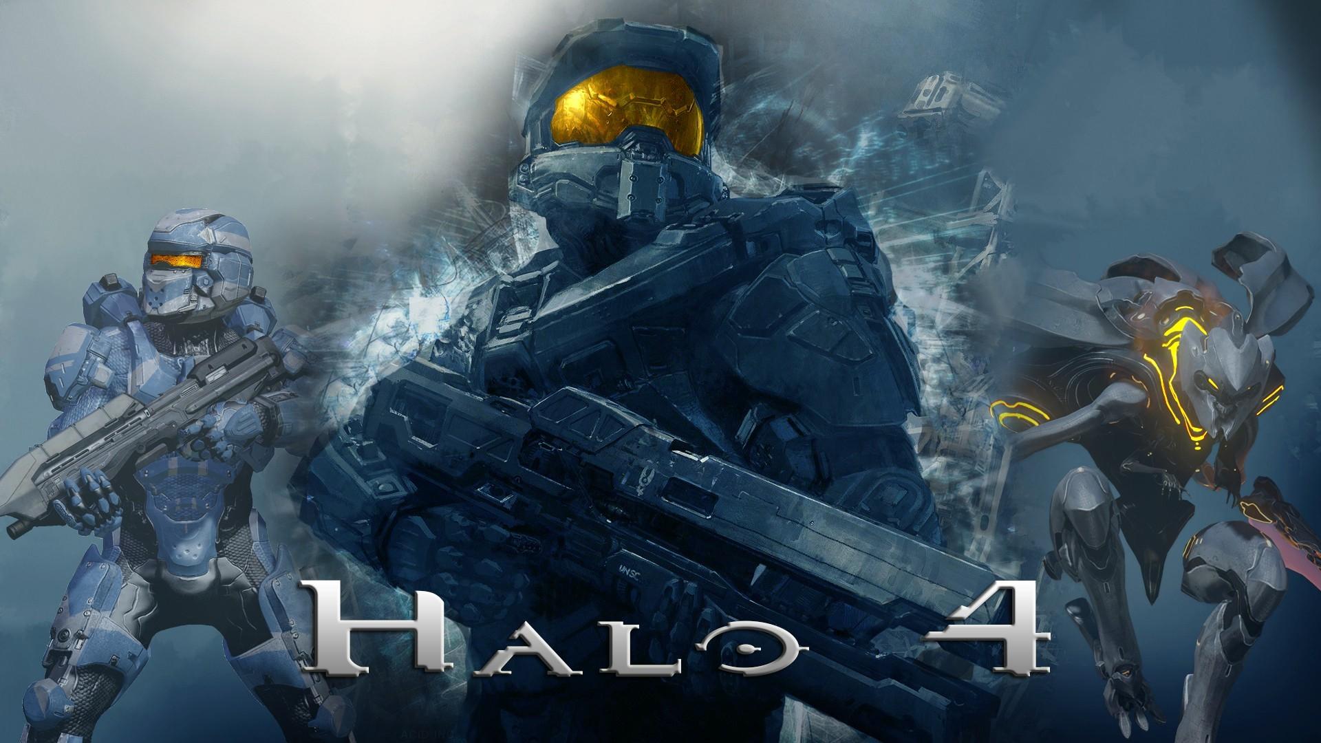 Res: 1920x1080, Halo Master Chief Halo 4 Forerunner Promethean Spartan IV wallpaper |   | 209961 | WallpaperUP