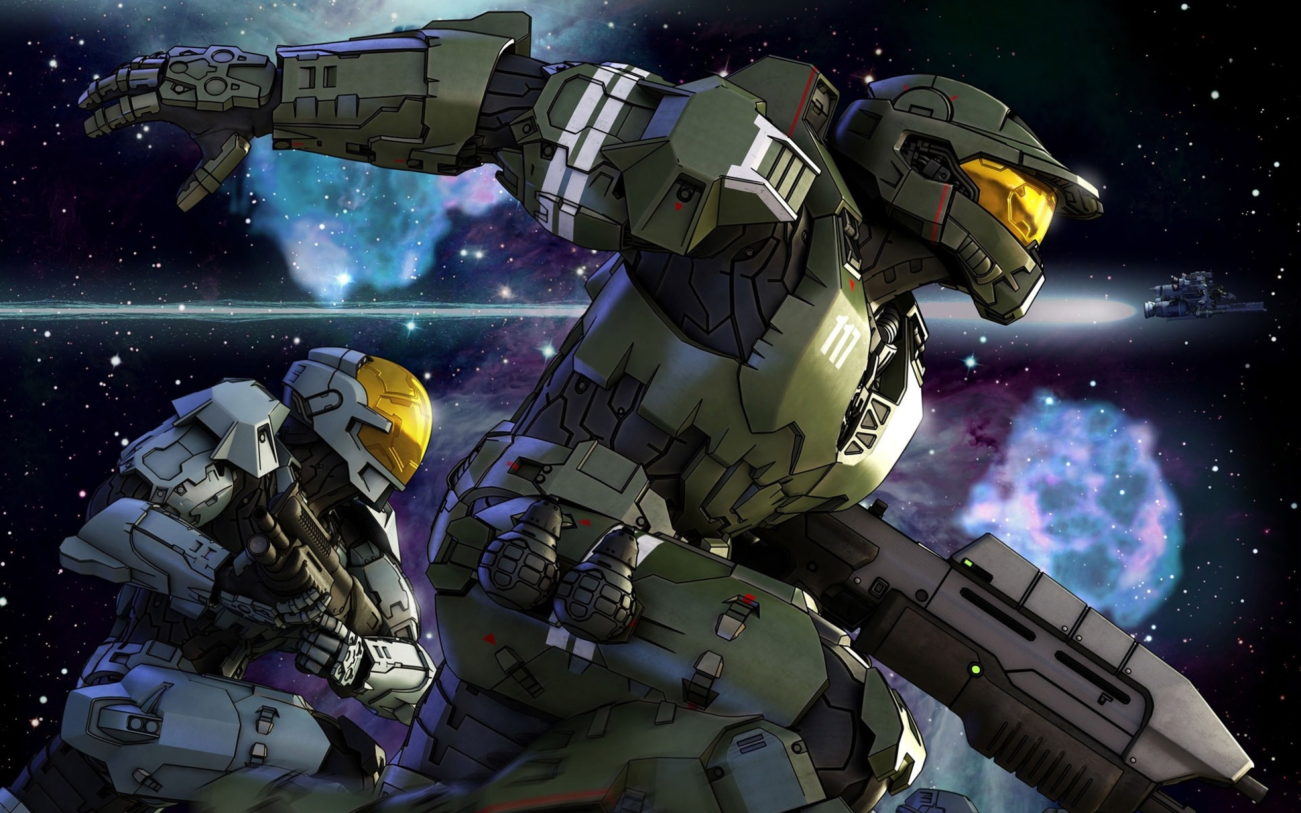 Res: 2560x1600, Bild: Halo: Spartans wallpapers and stock photos. Â«