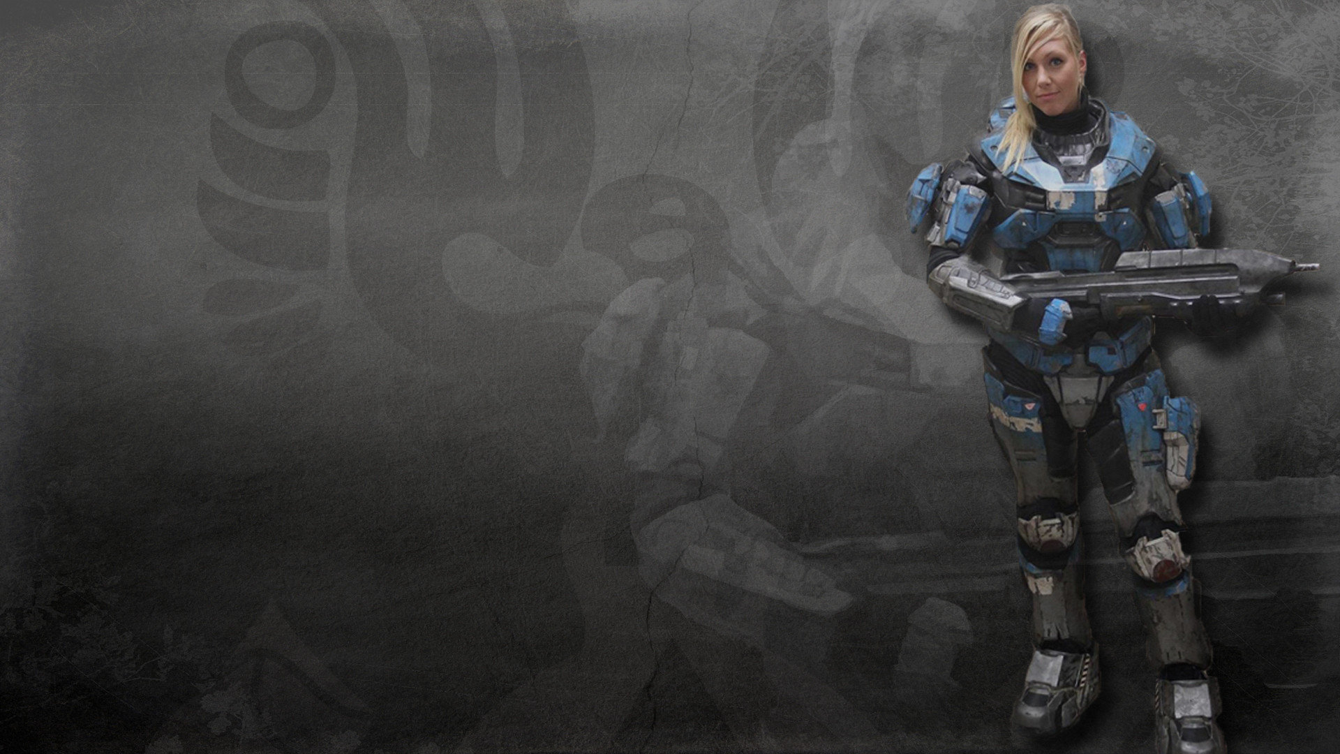Res: 1920x1080, More Halo Female Wallpapers