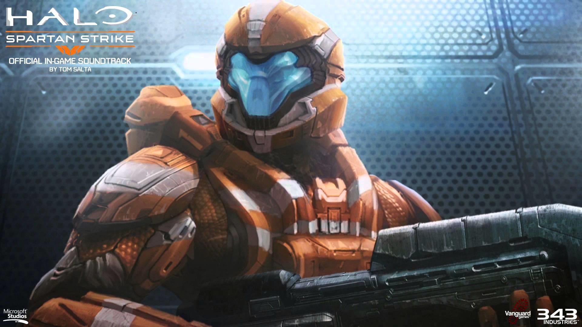 Res: 1920x1080, Halo: Spartan Strike HD Wallpaper 7 - 1920 X 1080