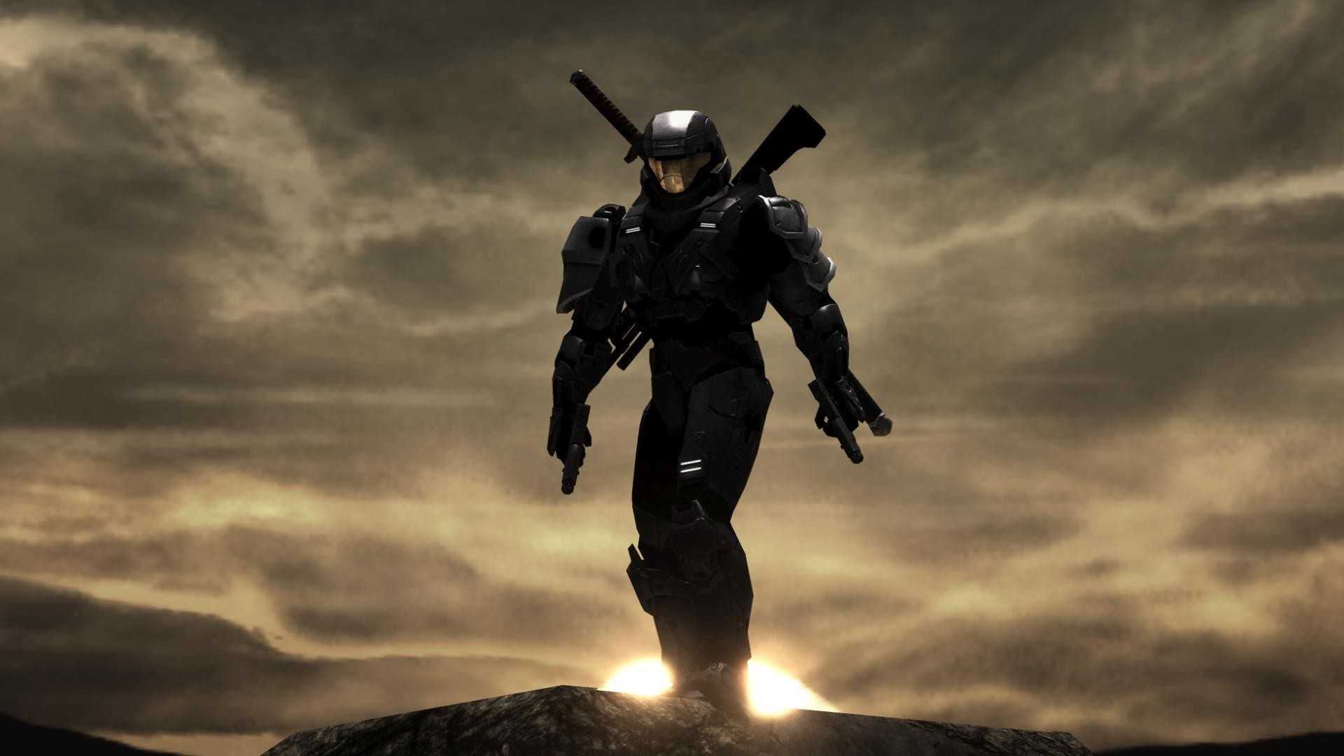 Res: 1920x1080, Halo HD Backgrounds, HQ, Sarai Bray ...