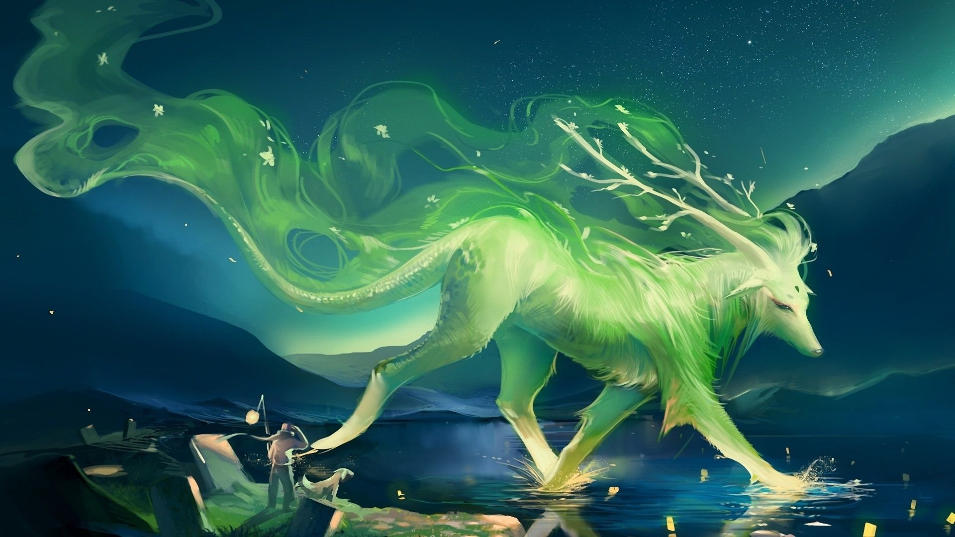 Res: 1920x1080, Anime Fantasy Wallpapers - Wallpaper Cave