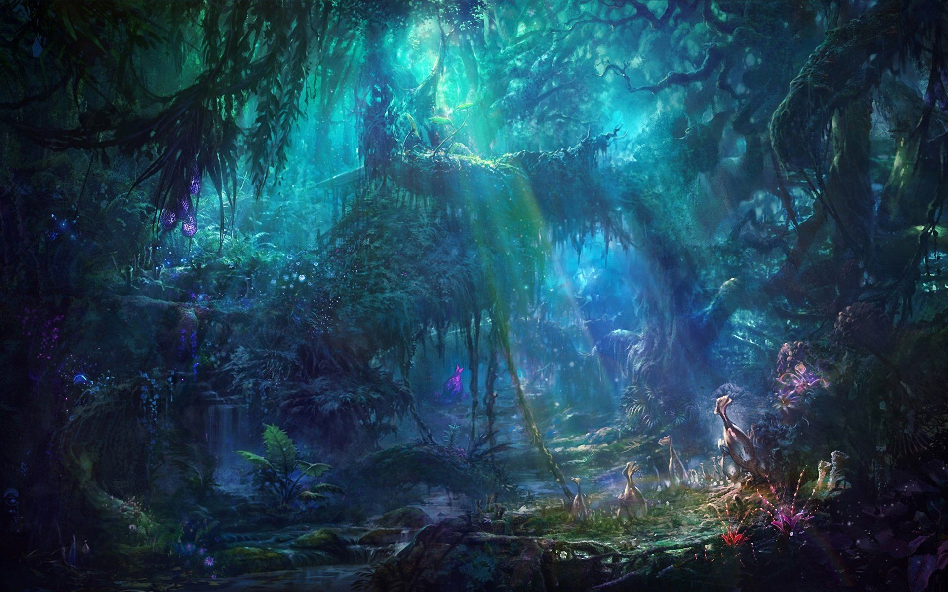 Anime Fantasy Wallpapers Hd Wallpaper Collections