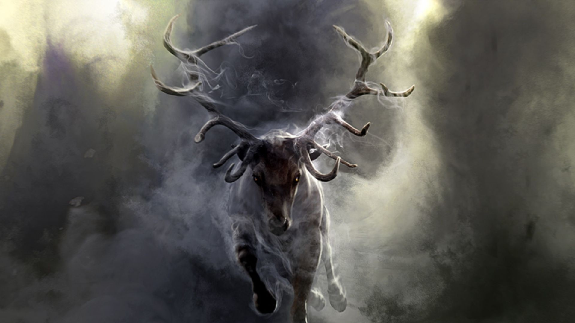 Res: 1920x1080, Deer HD Wallpapers Free Download