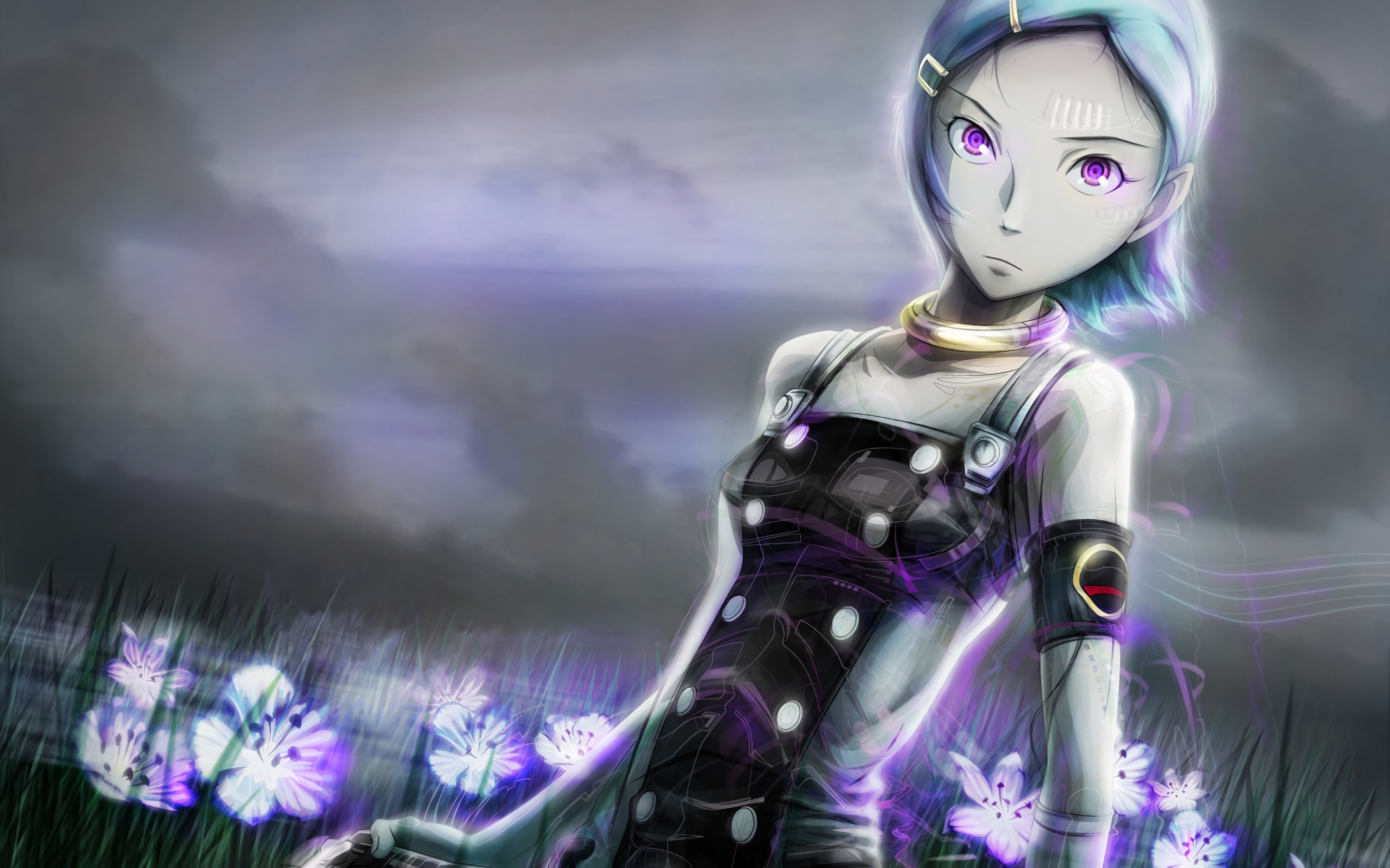 Res: 2880x1800, HD Wallpaper | Background Image ID:73320.  Anime Eureka Seven