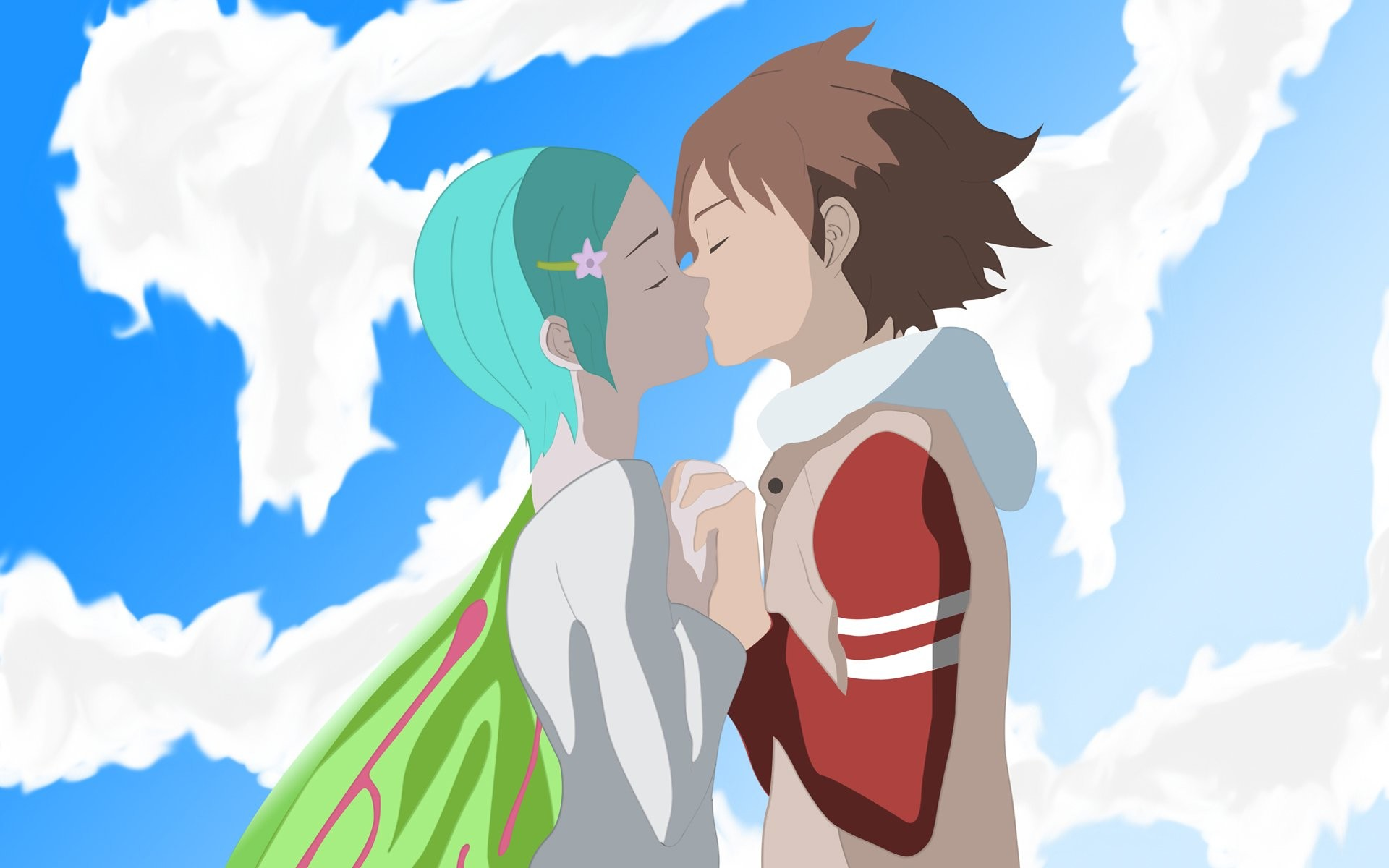 Res: 1920x1200, HD Wallpaper | Background Image ID:73821.  Anime Eureka Seven