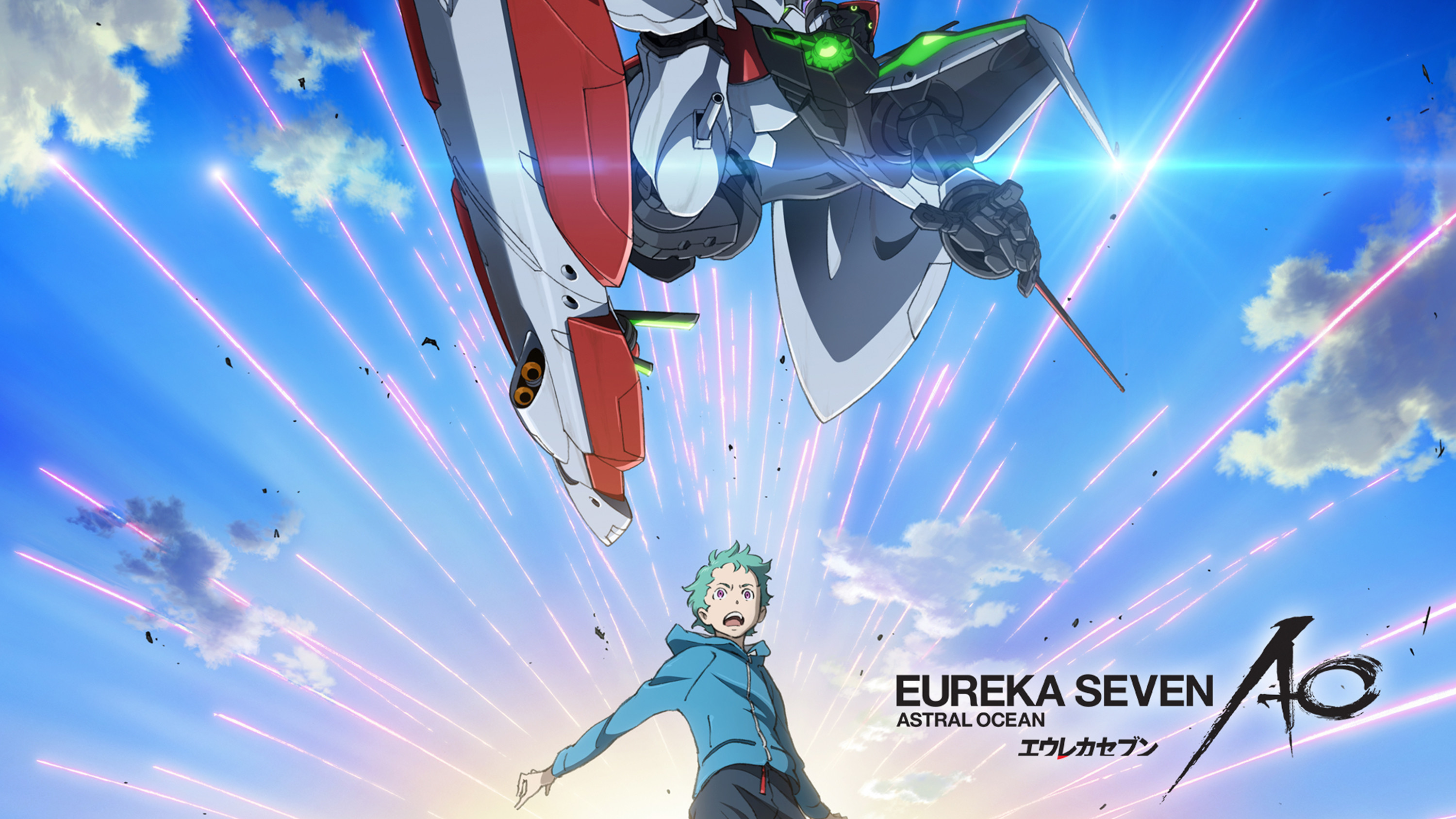 Res: 3000x1688, 1920x1080 Get the latest eureka seven, girl, robot news, pictures and  videos and learn all about eureka seven, girl, robot from wallpapers4u.org,  ...