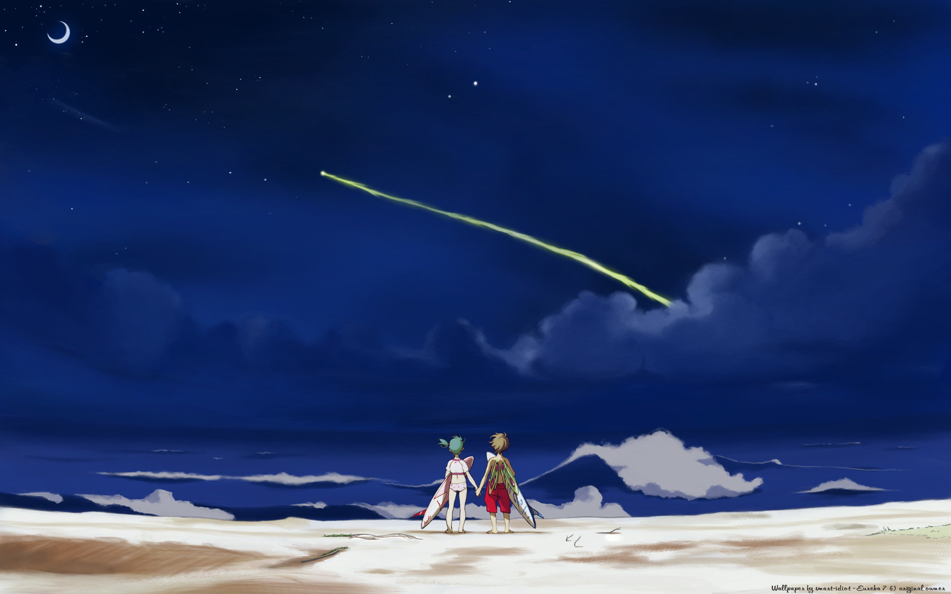 Res: 1920x1200, Eureka Seven HD Wallpaper | Hintergrund |  | ID:73327 - Wallpaper  Abyss