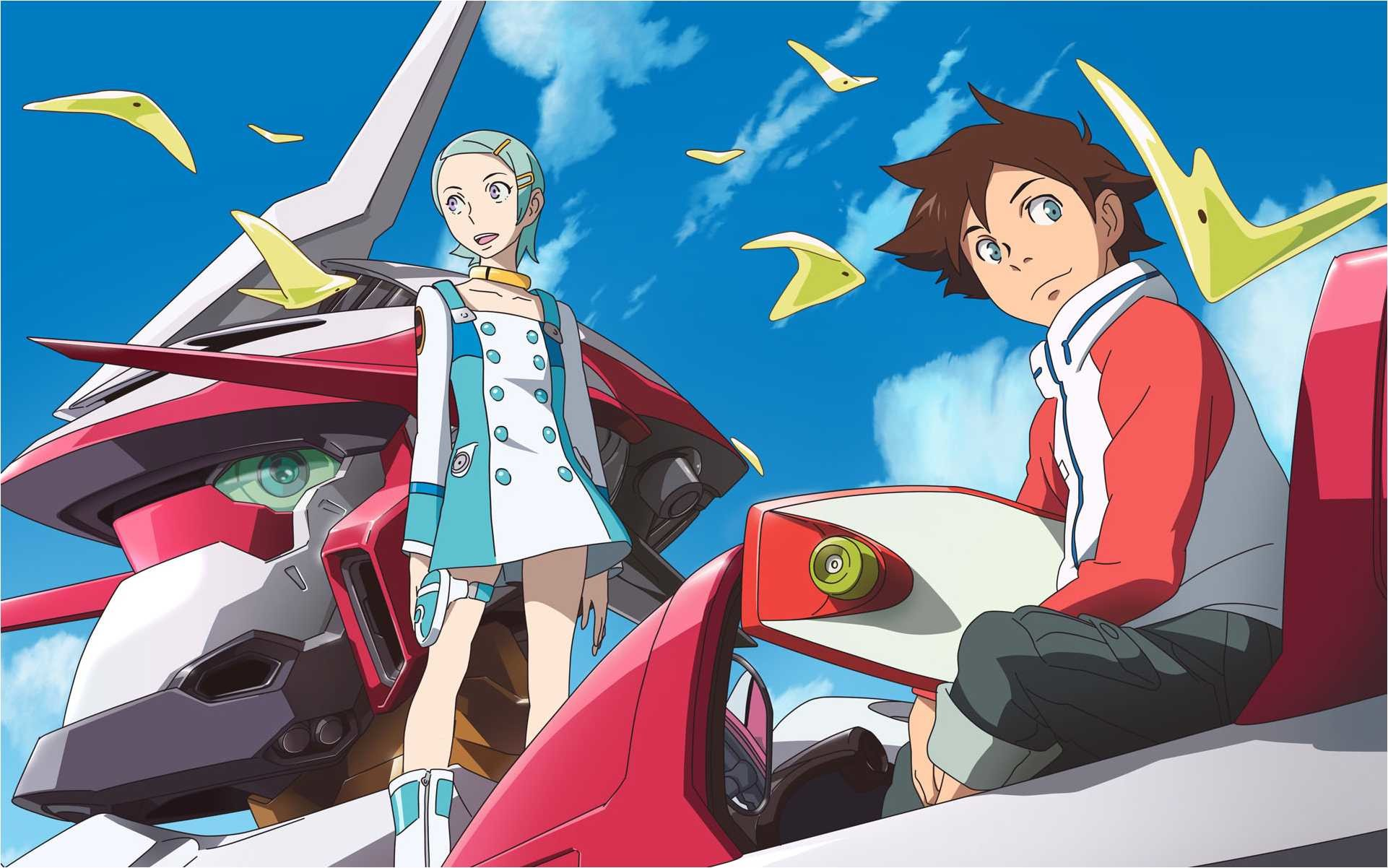 Res: 1922x1202, eureka seven wallpaper #570836