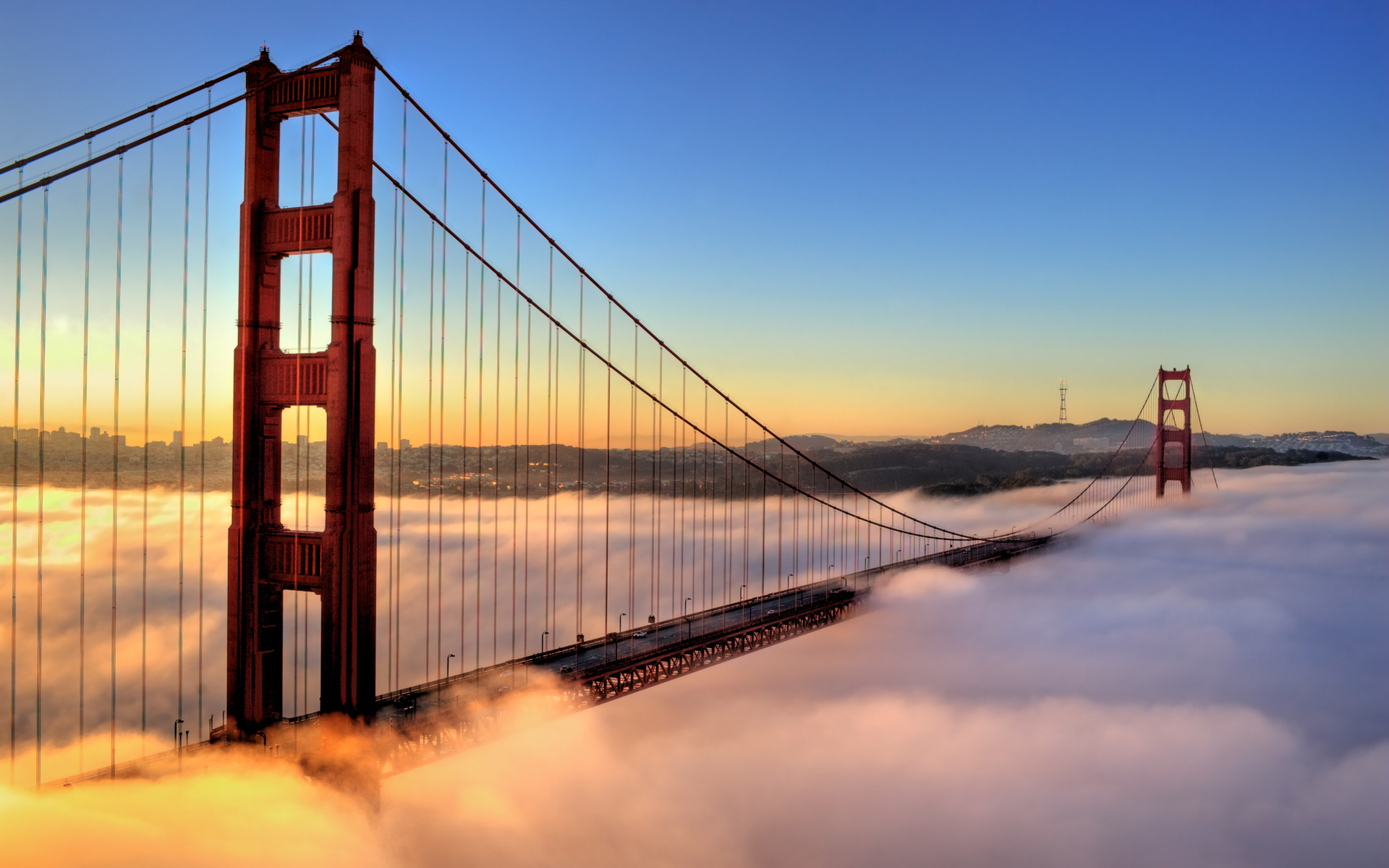 Res: 1920x1200, Golden Gate HD Wallpaper | Hintergrund |  | ID:346613 - Wallpaper  Abyss