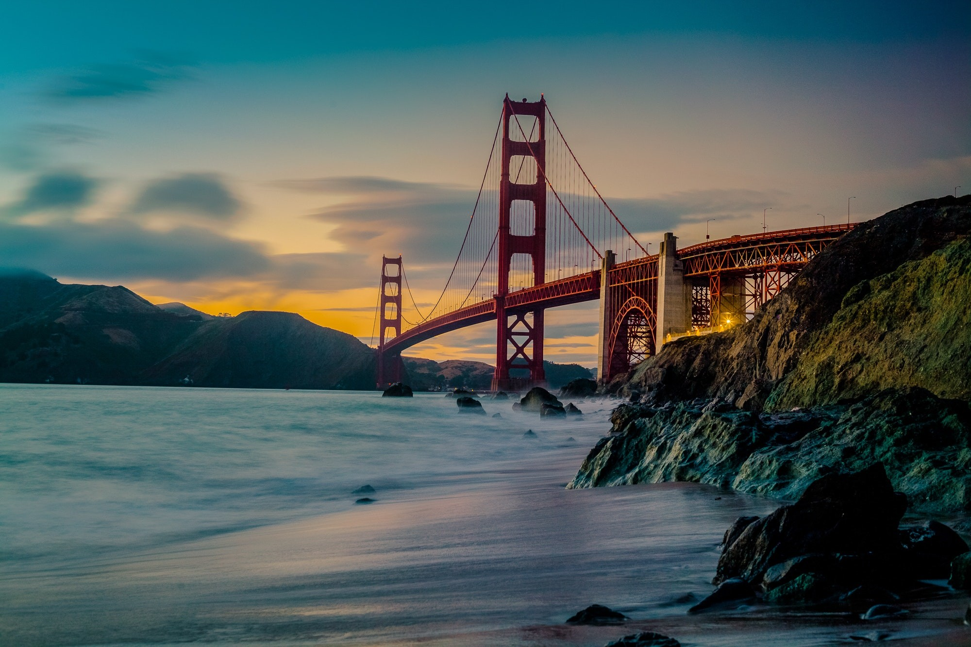 Res: 2000x1333, golden gate wallpaper #395899