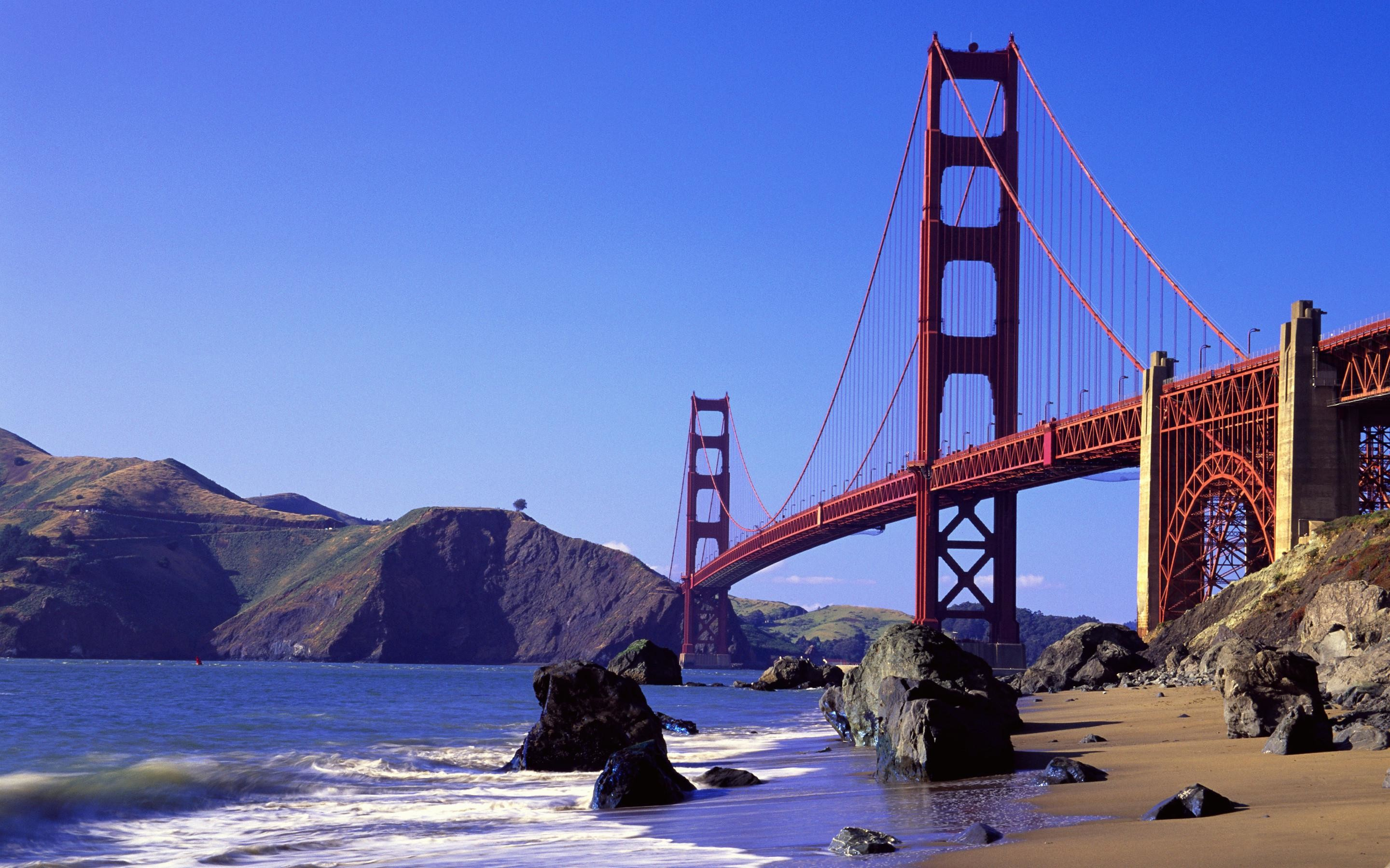 Res: 2880x1800, golden gate wallpaper #395871