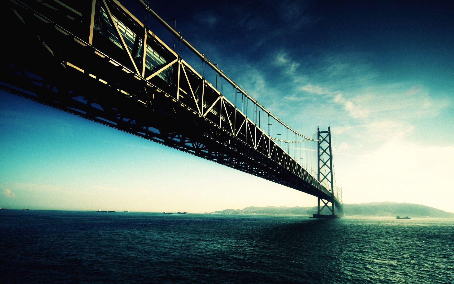 Res: 1920x1200, ... HQ Definition Fantastic Background Wallpapers of Golden Gate ...