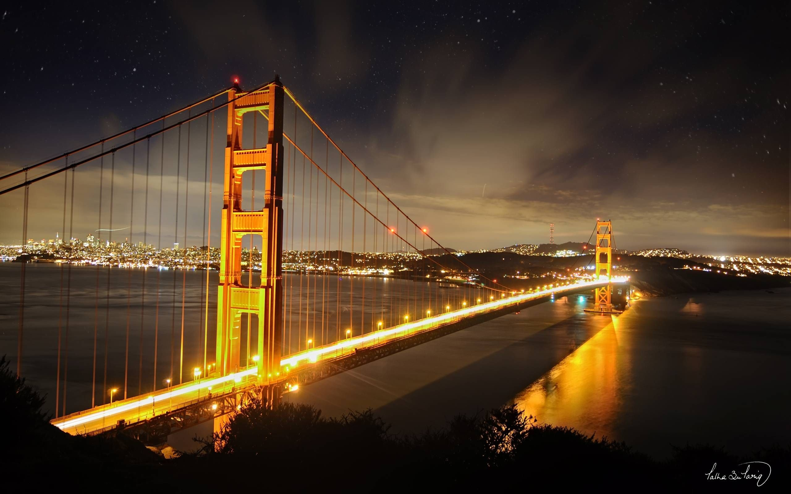 Res: 2560x1600, Golden Gate HD Wallpapers Backgrounds Wallpaper Page