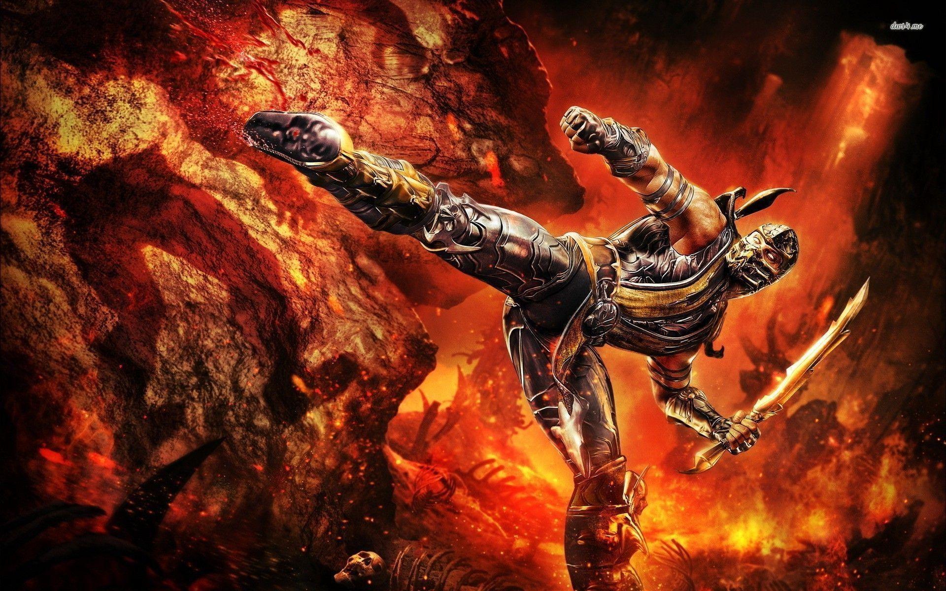 Res: 1920x1200, Mortal Kombat Wallpapers - Full HD wallpaper search