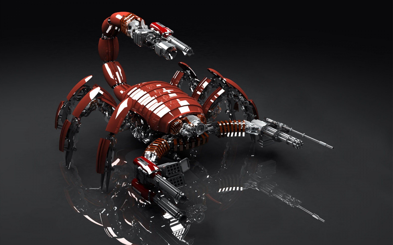 Res: 2880x1800, Scorpion Wallpaper HD 2 - 2880 X 1800