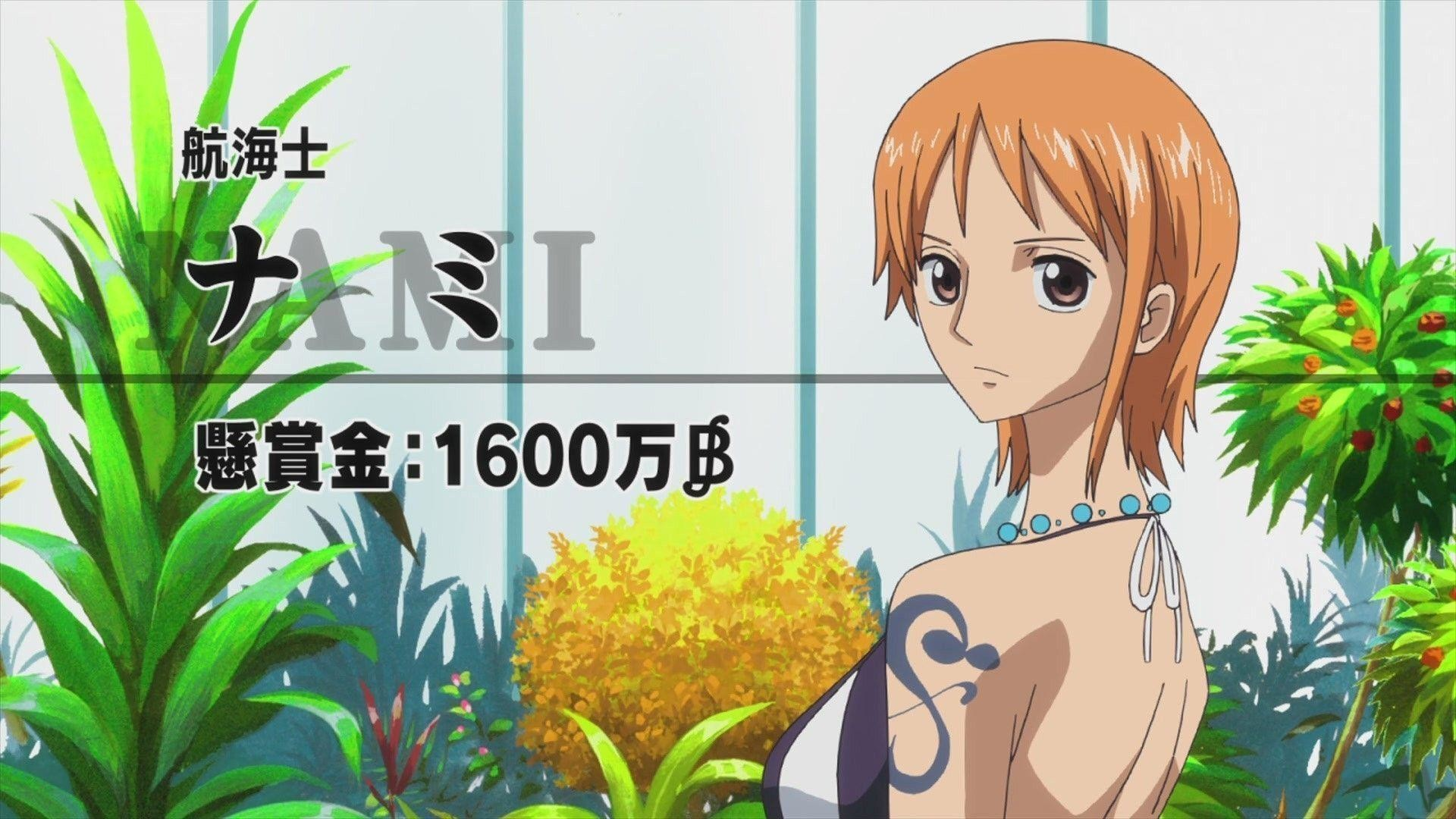 Res: 1920x1080, Wallpapers One Piece 2015 Nami And Law