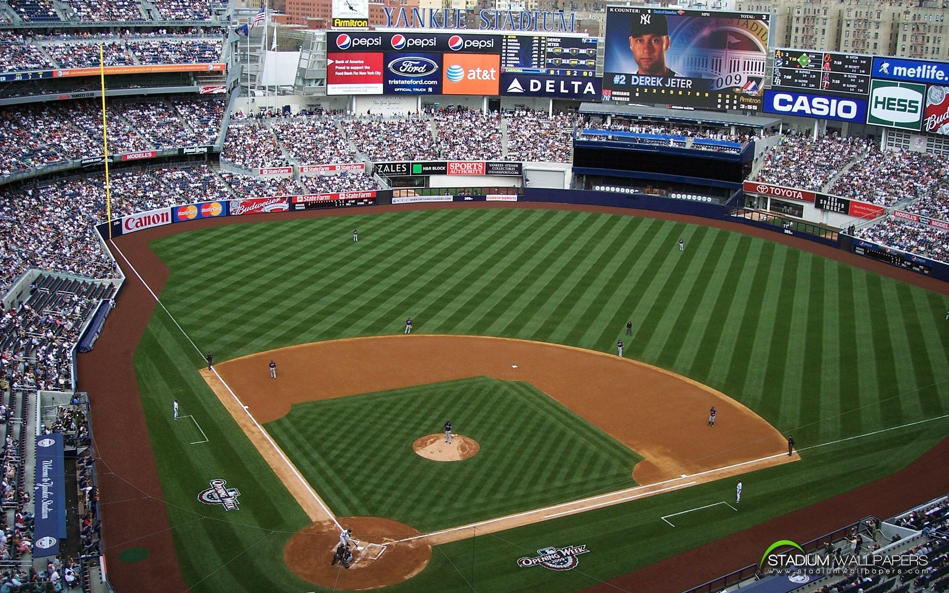 Res: 1920x1200, Yankee Stadium Wallpapers Wallpaper 1920×1080 Free Yankees .