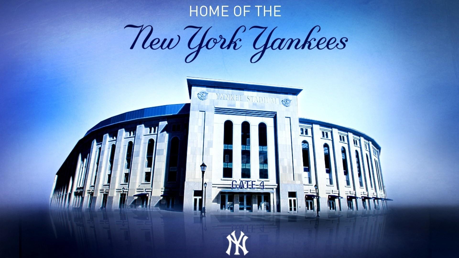 Res: 1920x1080, Yankee Stadium New York Yankees 1080p HD Wallpaper Background