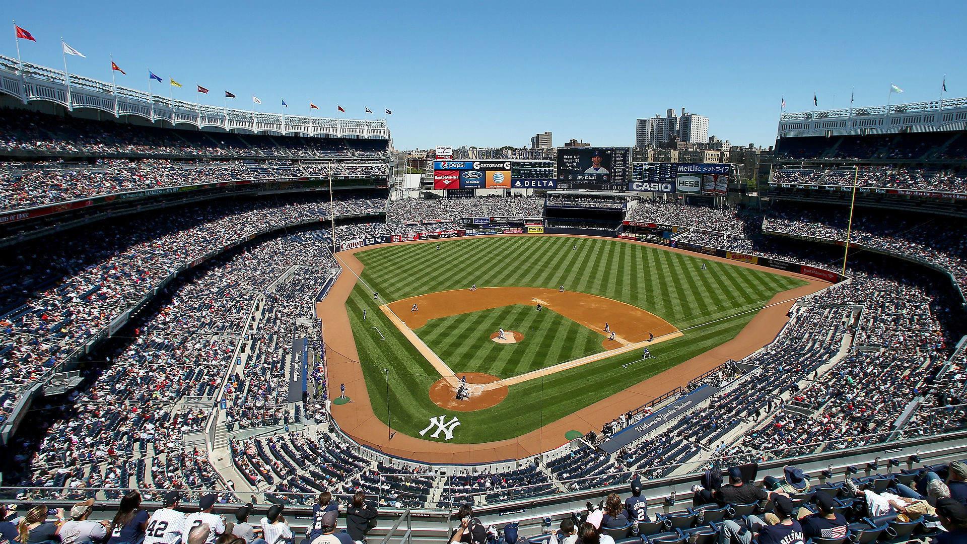 Res: 1920x1080, New Yankee Stadium Wallpaper