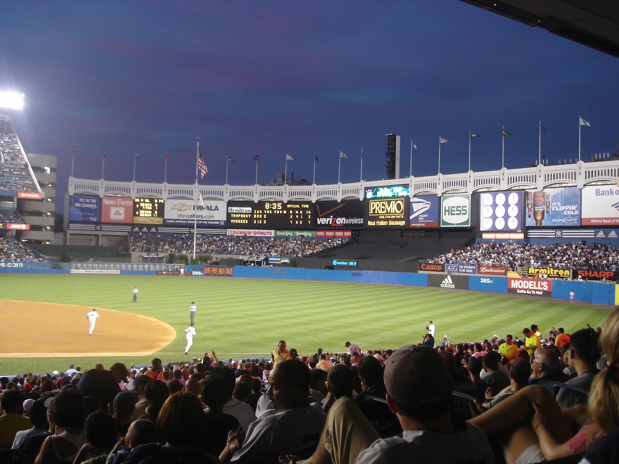 Res: 2048x1536, HD Widescreen Backgrounds New York Yankees Stadium Photos