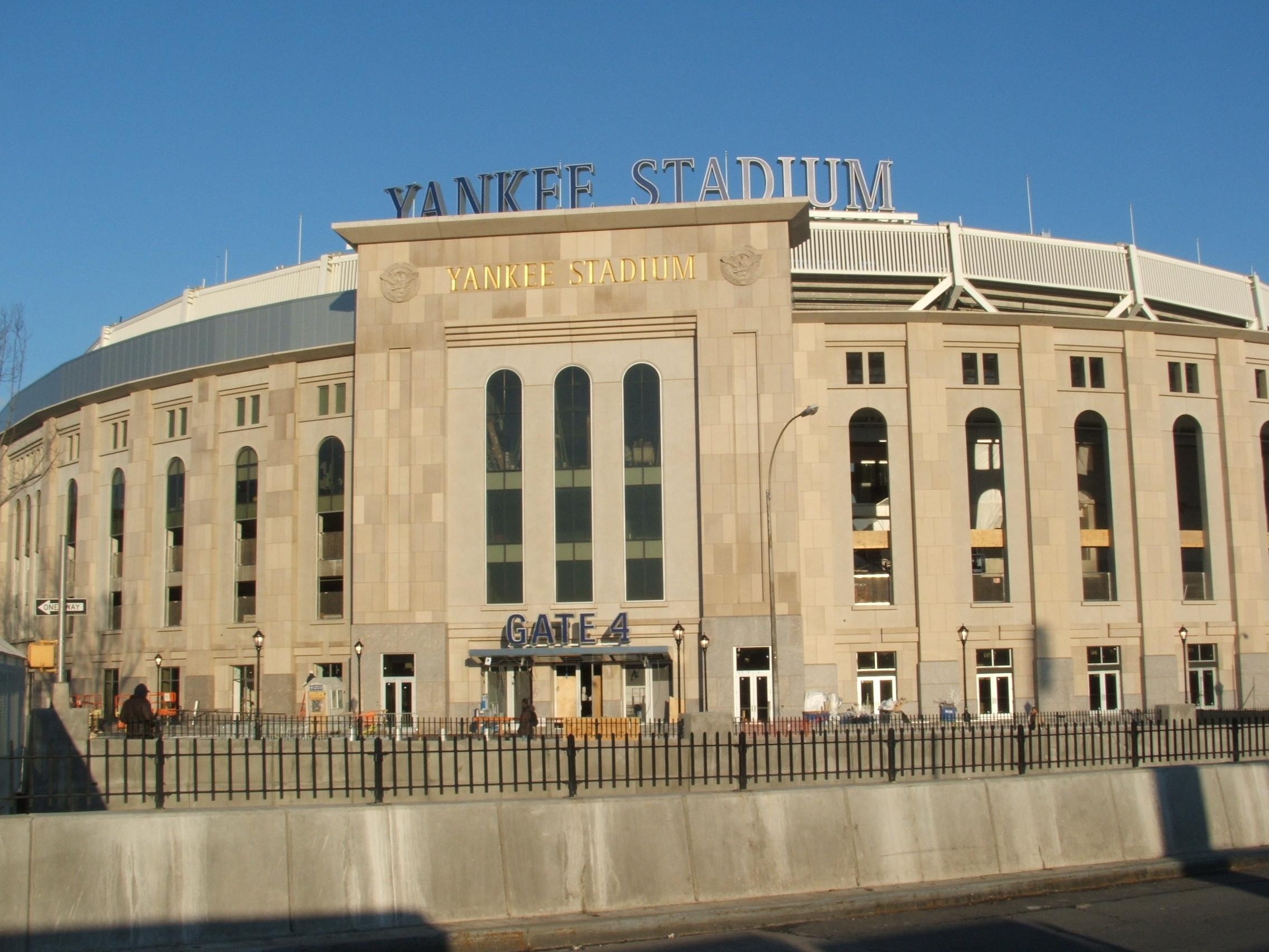 Res: 2272x1704, File:New Yankee Stadium.JPG