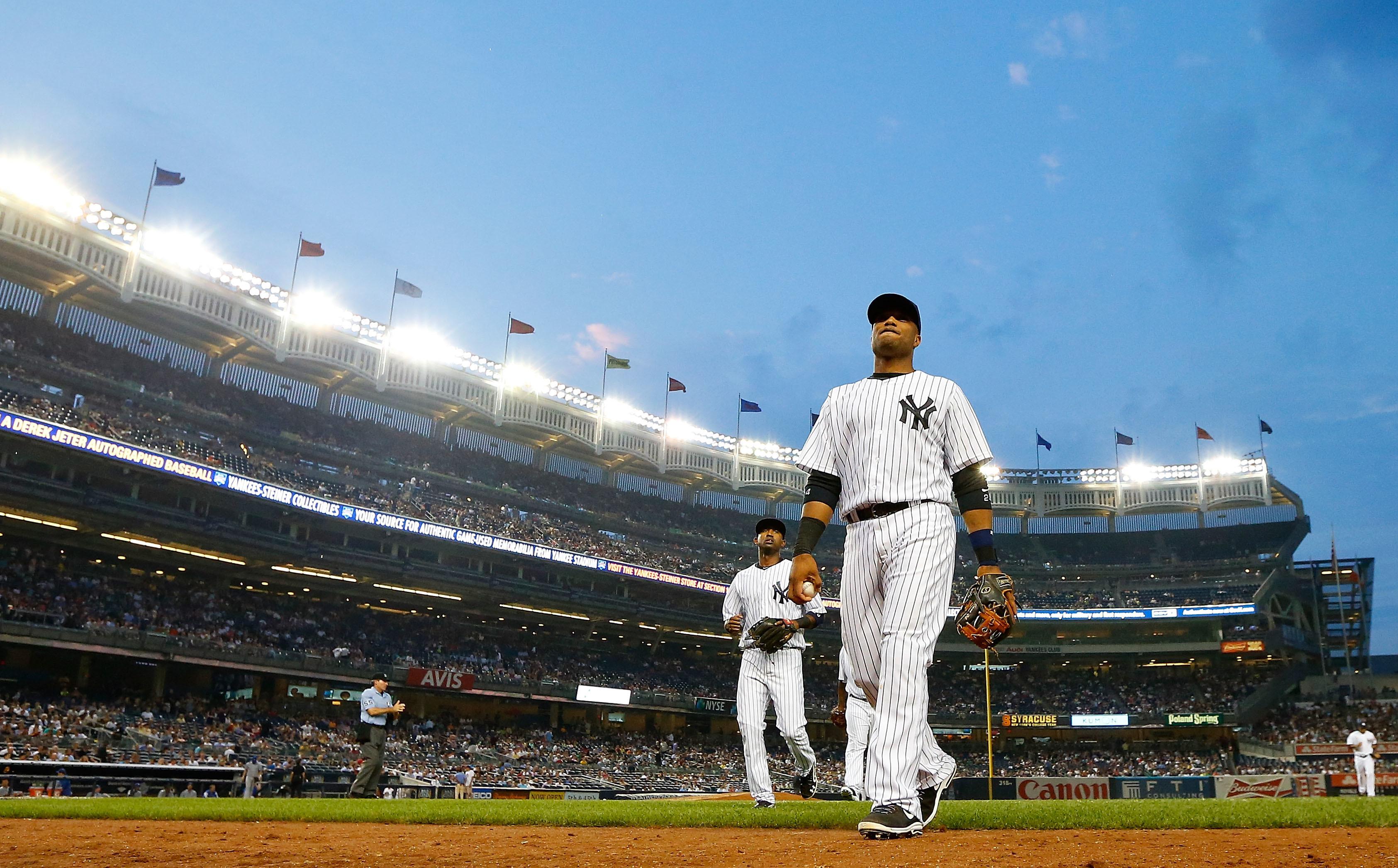 Res: 3370x2092, new york yankee wallpaper Yankee Stadium Wallpaper ·①