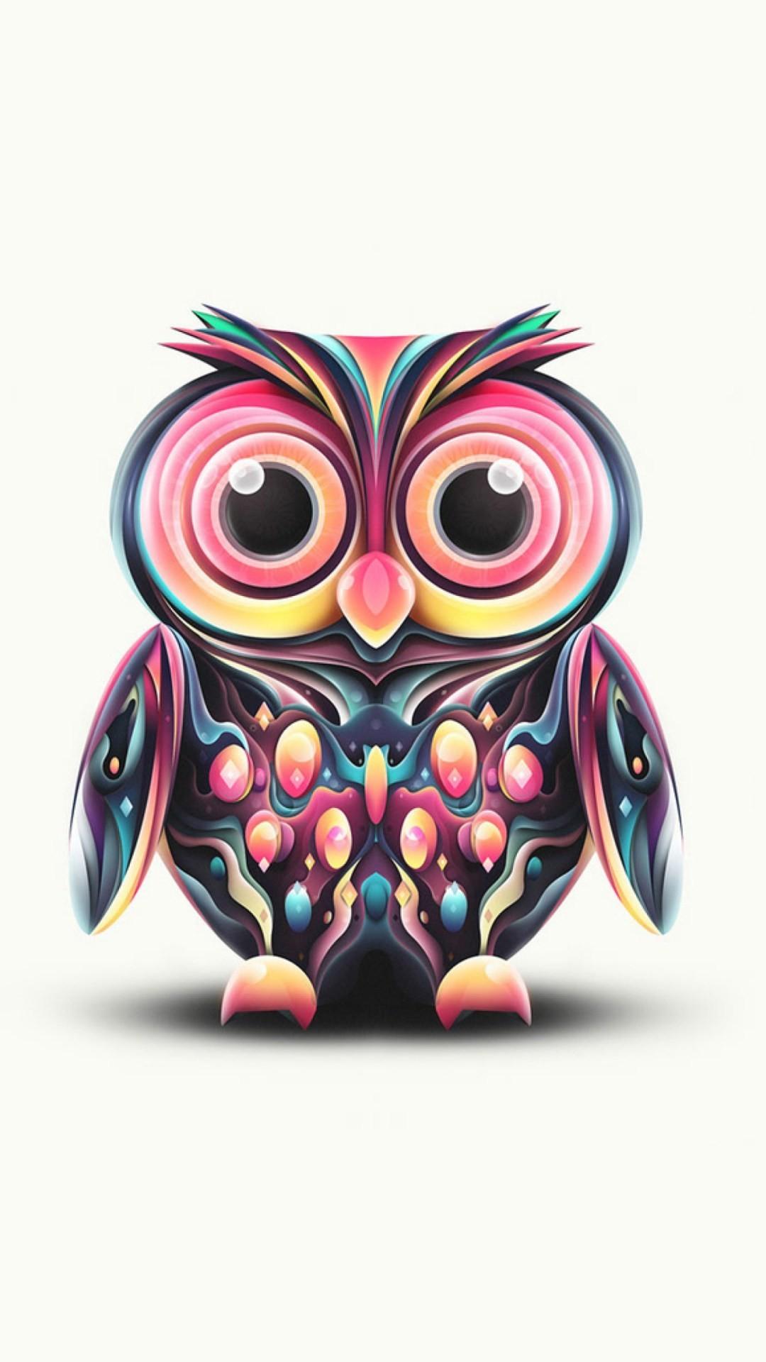 Res: 1080x1920, Cute Owl Wallpaper 19