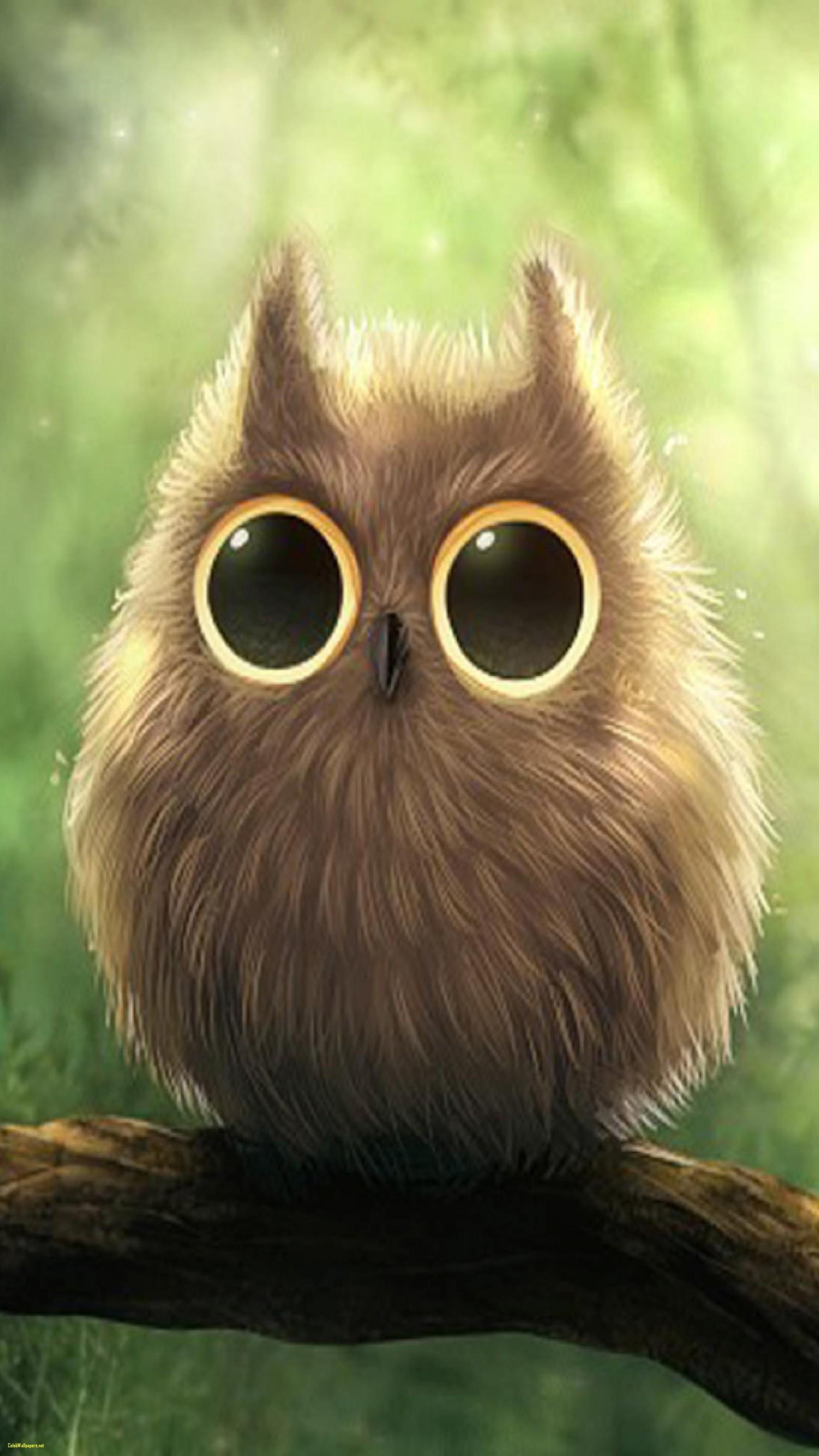 Res: 1600x2844, ... Cute Owl Wallpaper Best Of Cute Owl Big Eyes iPhone 6 Plus Hd Wallpaper  Hd Free