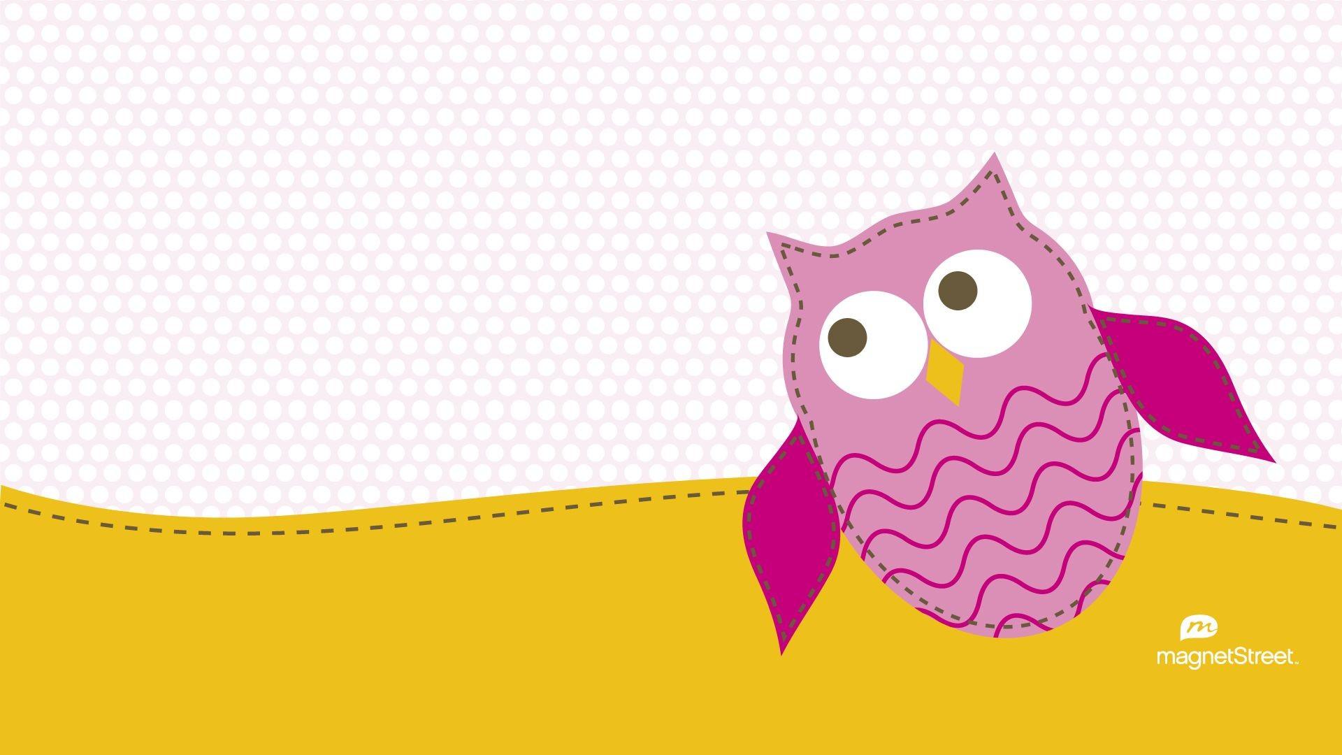 Res: 1920x1080, Cute Owl wallpaper      #45993