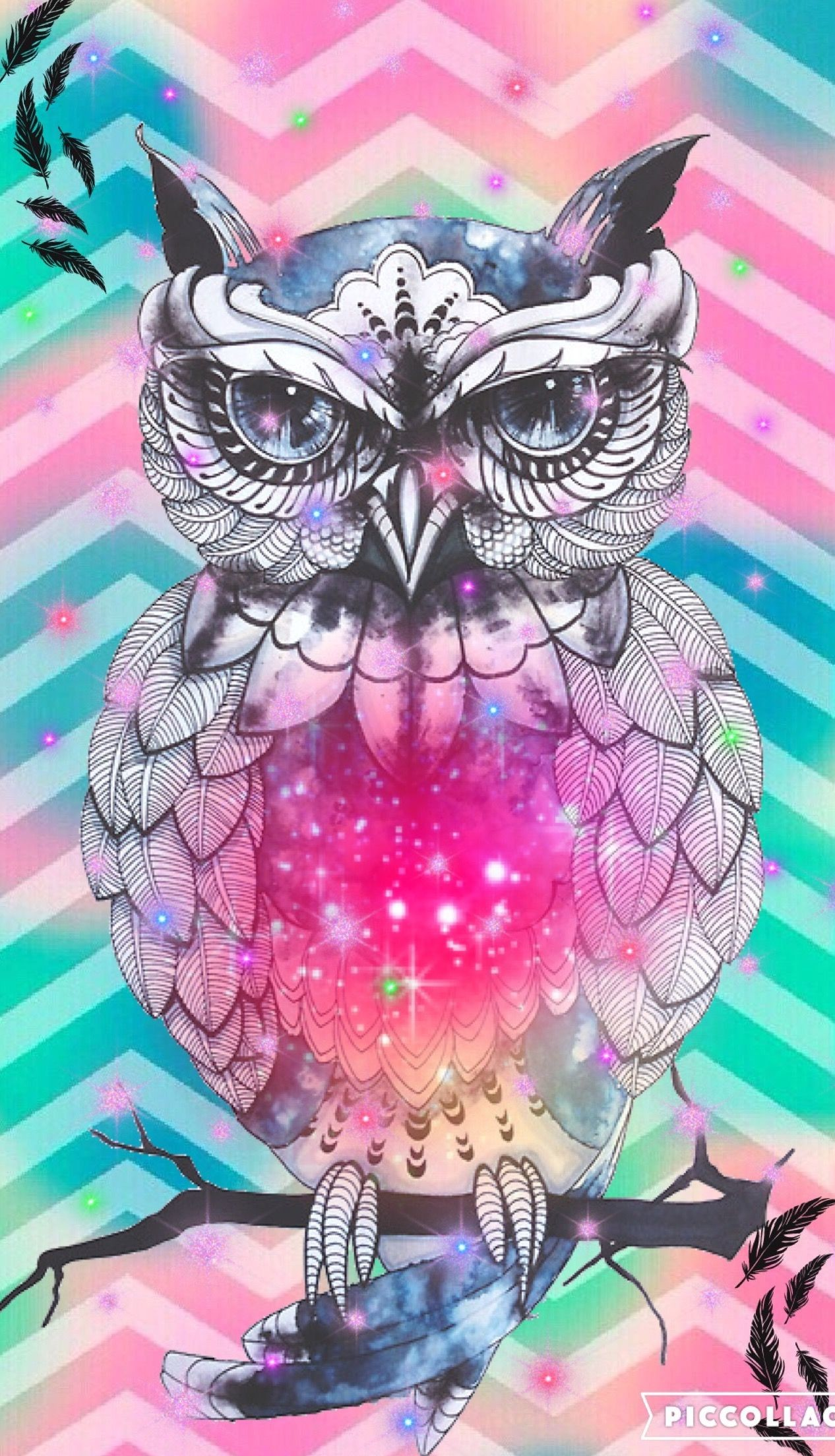 Res: 1266x2208, Owl cute girly....create by Rose
