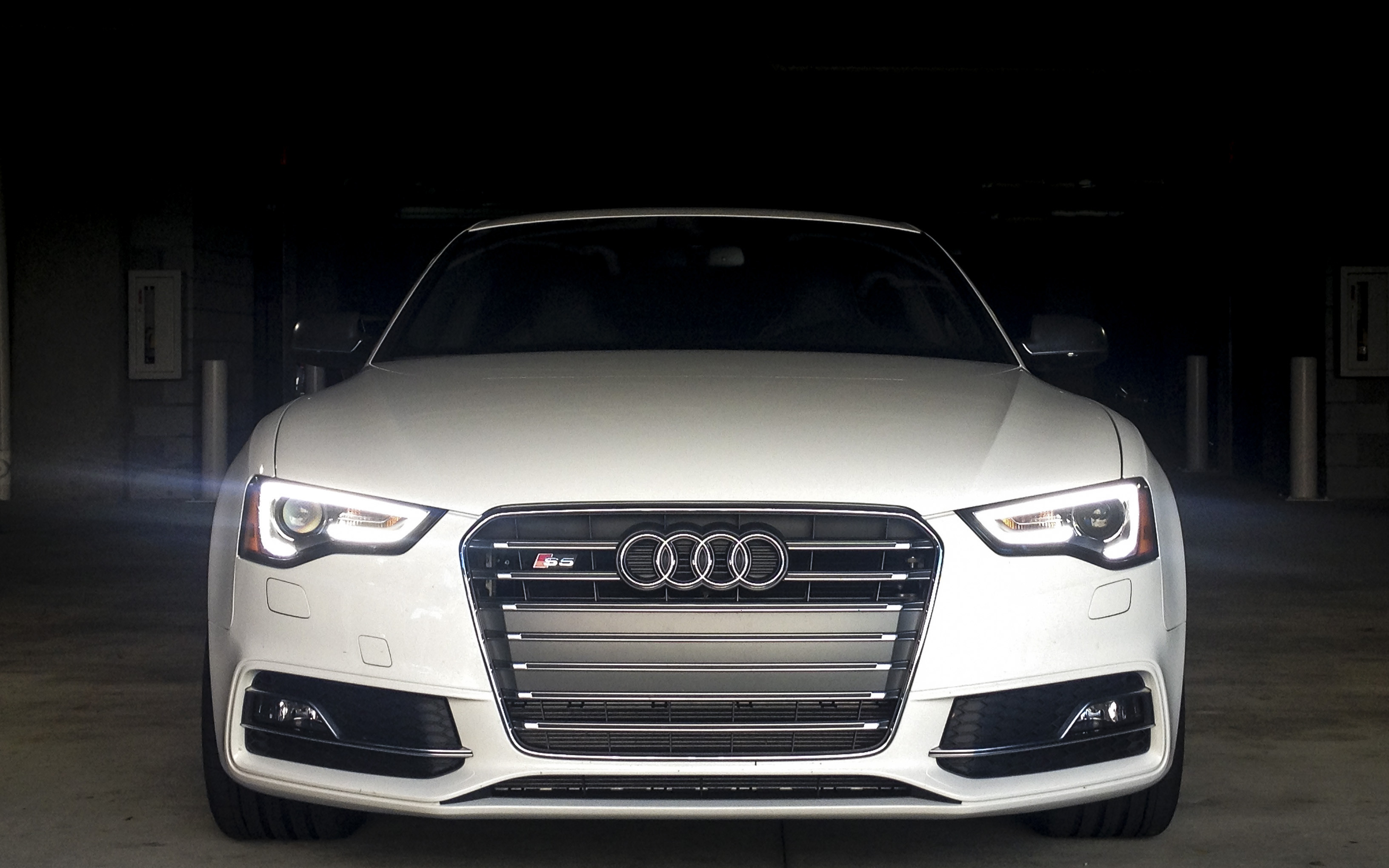 Res: 3264x2040, Audi S5 Wallpaper - Took it today with my phone and touched it up in  Photoshop. Happy with the result!