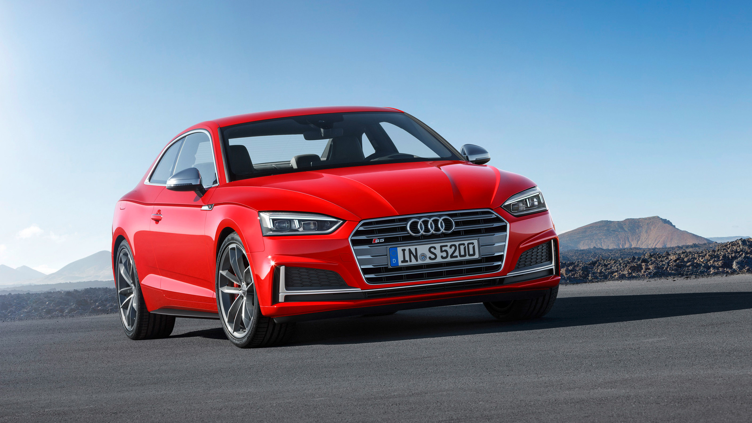Res: 2560x1440, 2016 Audi S5 Coupe