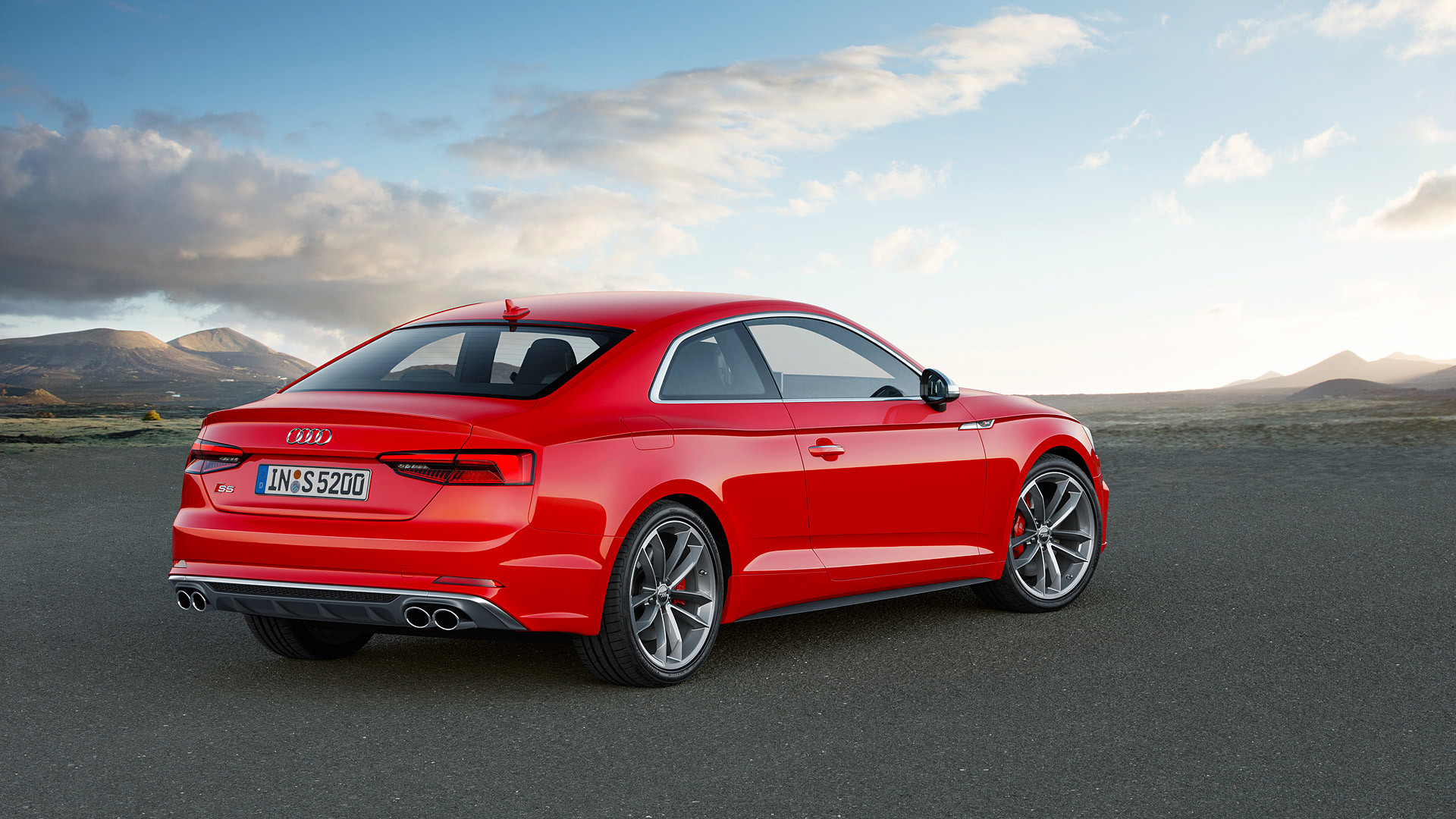Res: 1920x1080, 2017 Audi S5 Coupe picture.