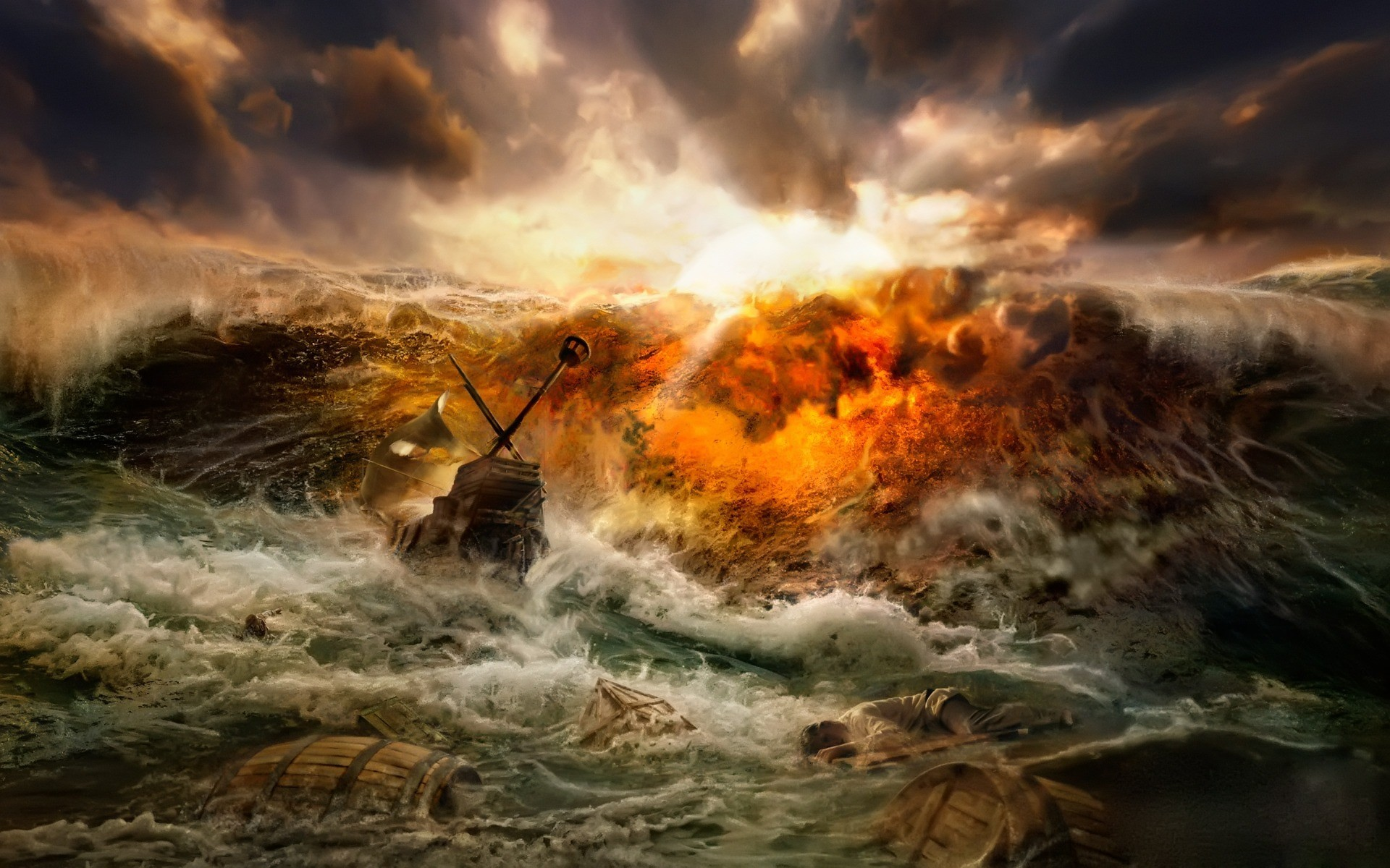 Res: 1920x1200, Shipwreck Wallpaper Miscellaneous Other Wallpapers