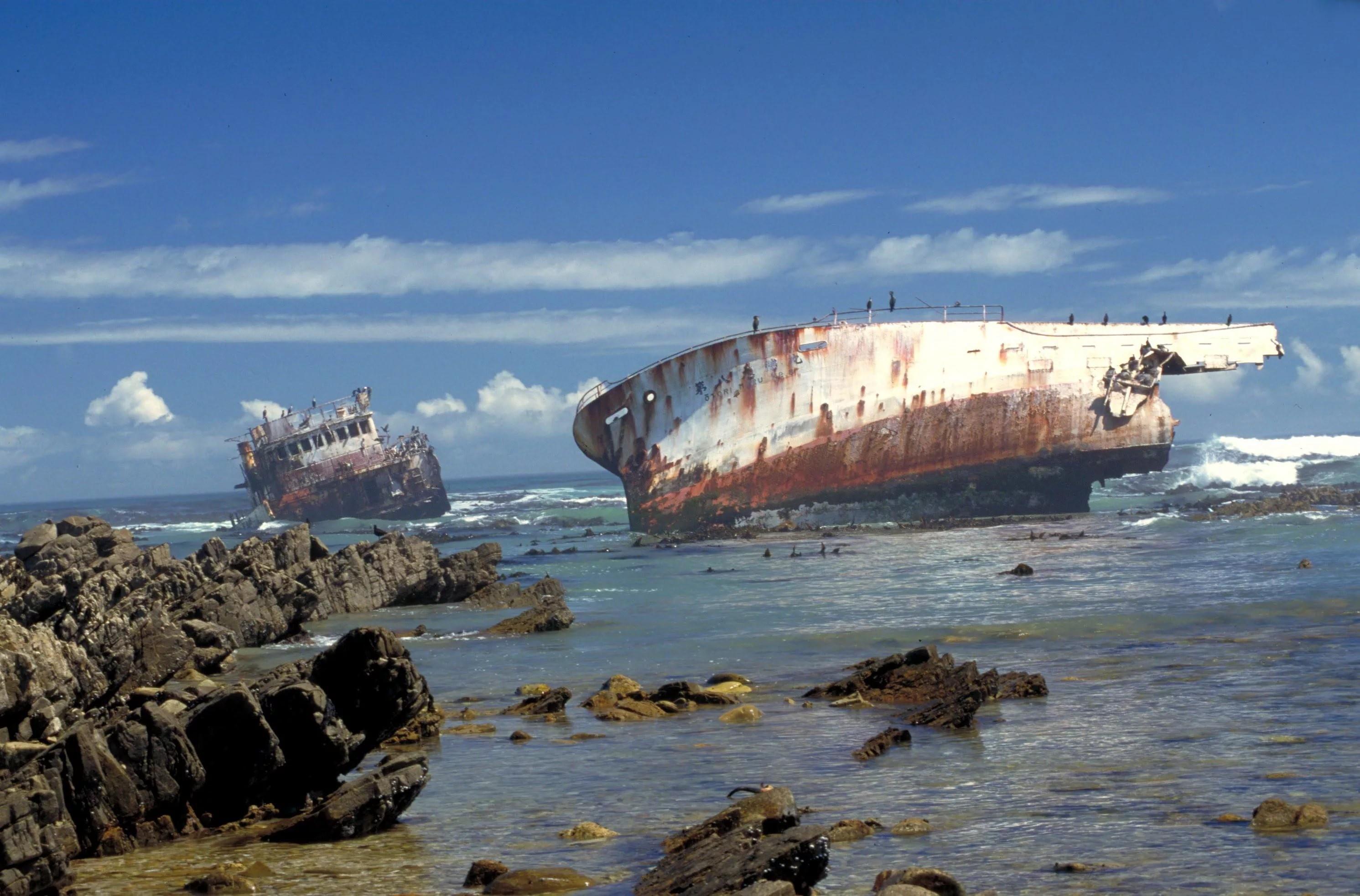 Res: 2982x1964, ... Shipwreck Wallpapers HQ ...