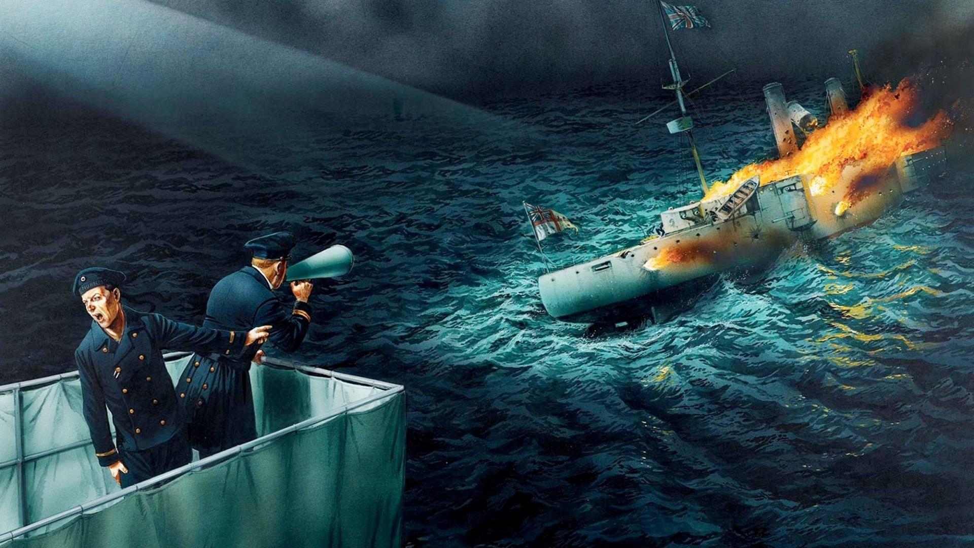 Res: 1920x1080, Sinking Wallpaper