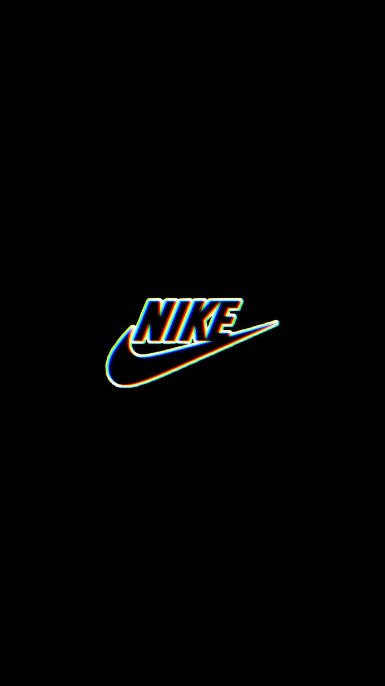Res: 1242x2208, Nike background, aesthetic wallpaper, aesthetic background, glitch,  wallpaper, iPhone wallpaper,