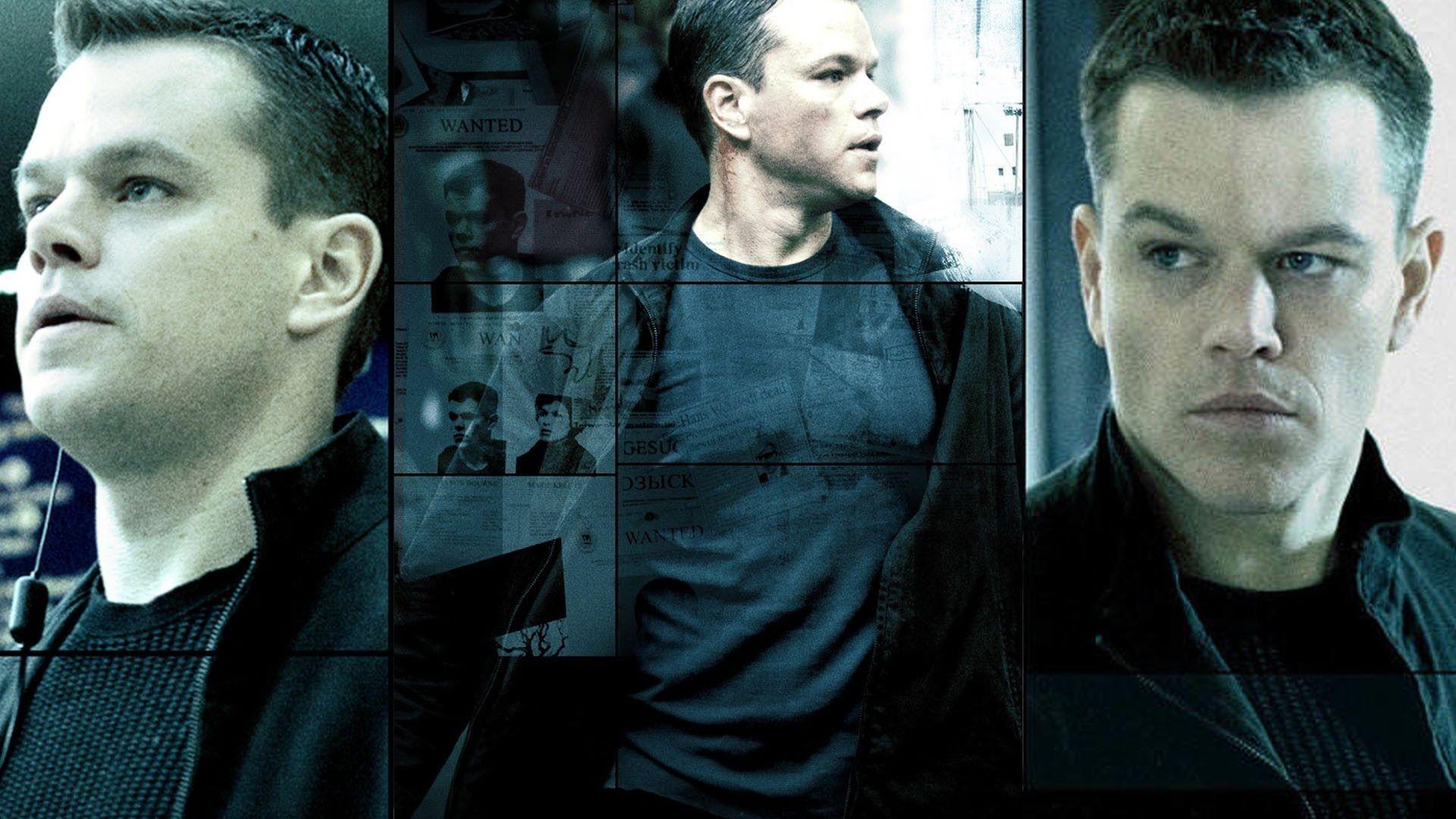Res: 1920x1080, Jason Bourne Wallpaper HD 6 - 1920 X 1080