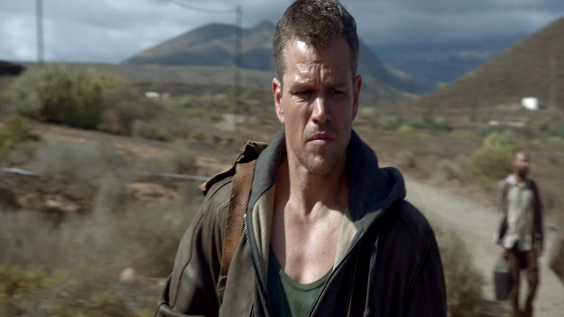 Res: 1920x1080, First images of Jason Bourne starring Matt Damon