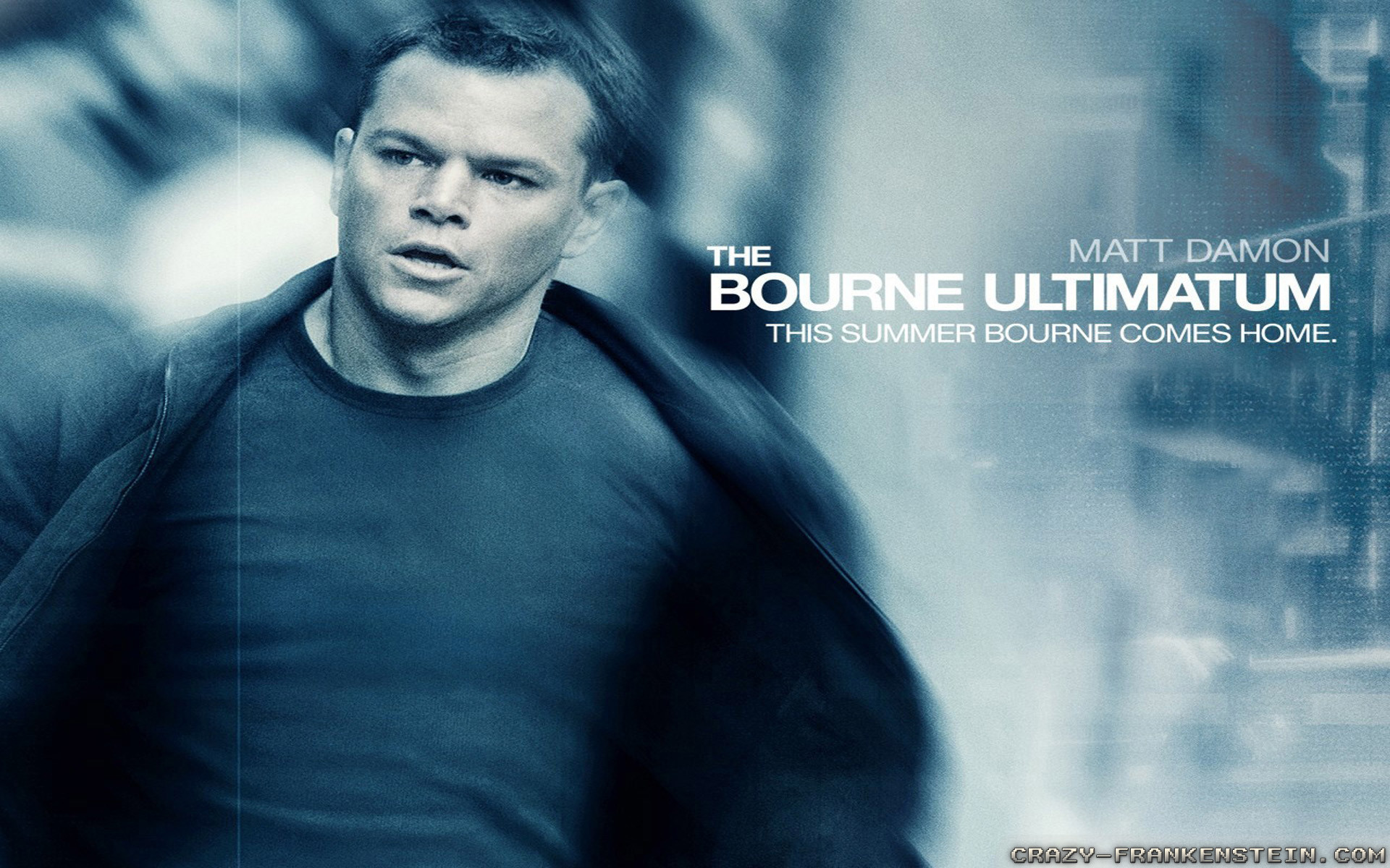 Res: 1920x1200, Jason Bourne Wallpapers ①