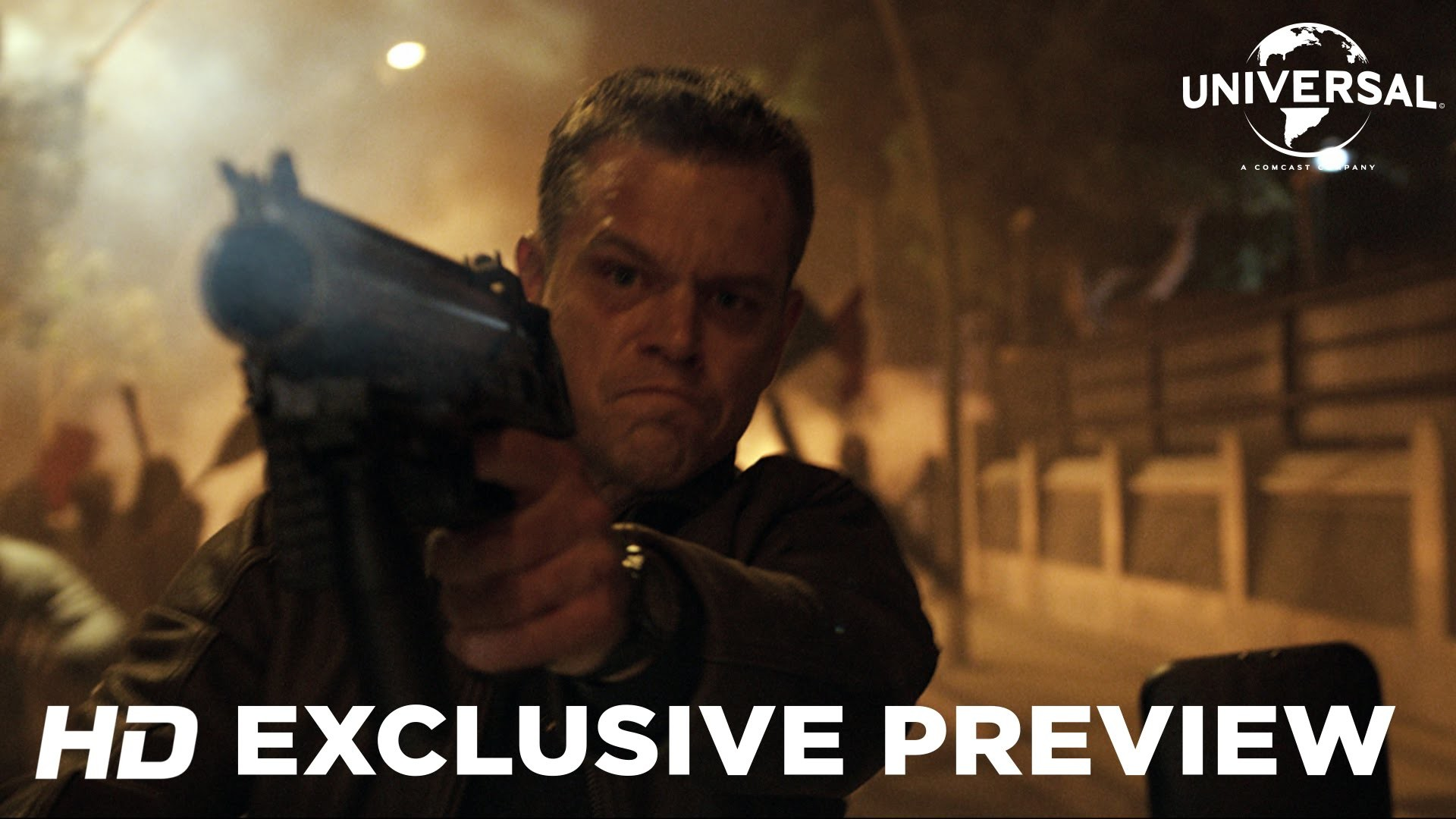 Res: 1920x1080, We are delighted to reveal a brand new spot entitled 'Jason Bourne –  Exclusive Preview' for the highly anticipated and upcoming film JASON BOURNE .