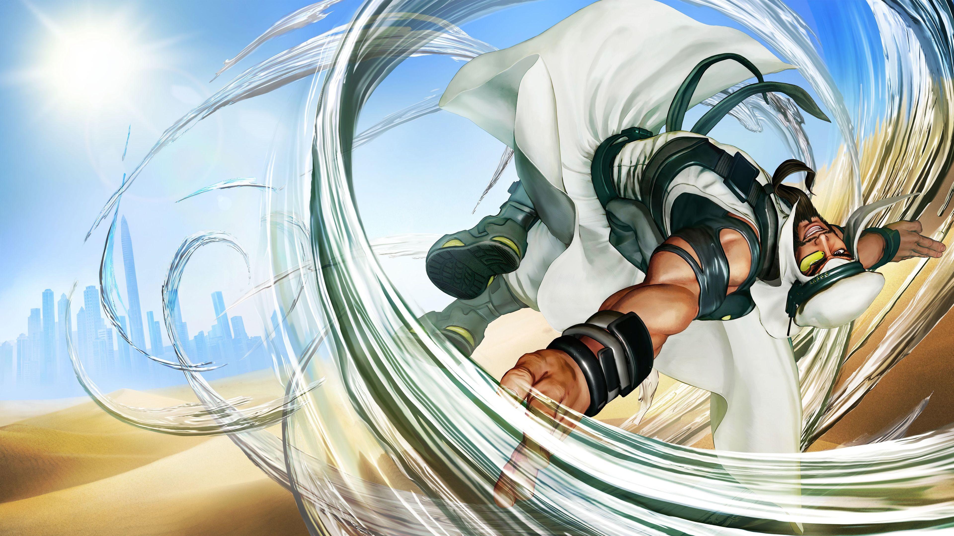 Res: 3840x2160, Street Fighter Cammy Wallpaper by Misucra on DeviantArt