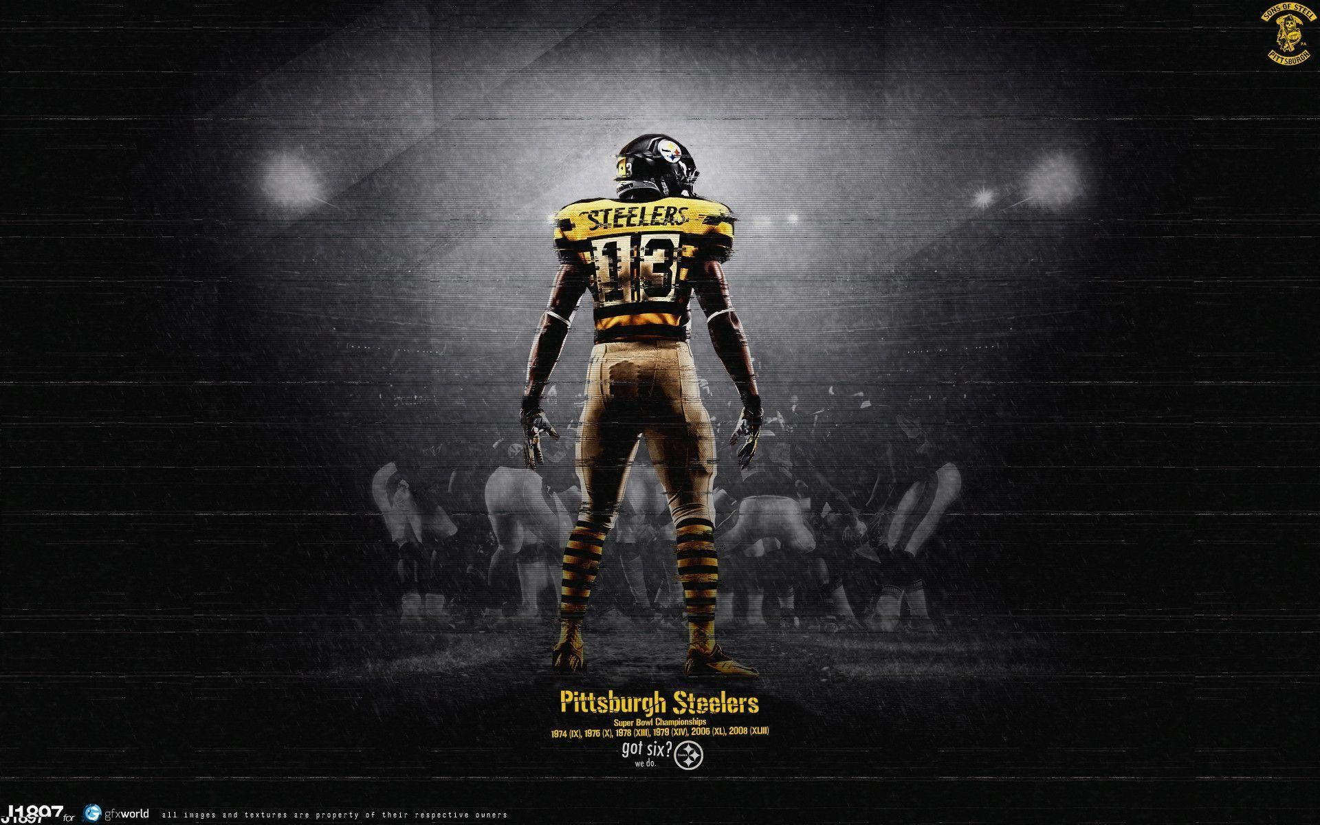 Res: 1920x1200, Pittsburgh Steelers Wallpaper 10 - 1920 X 1200
