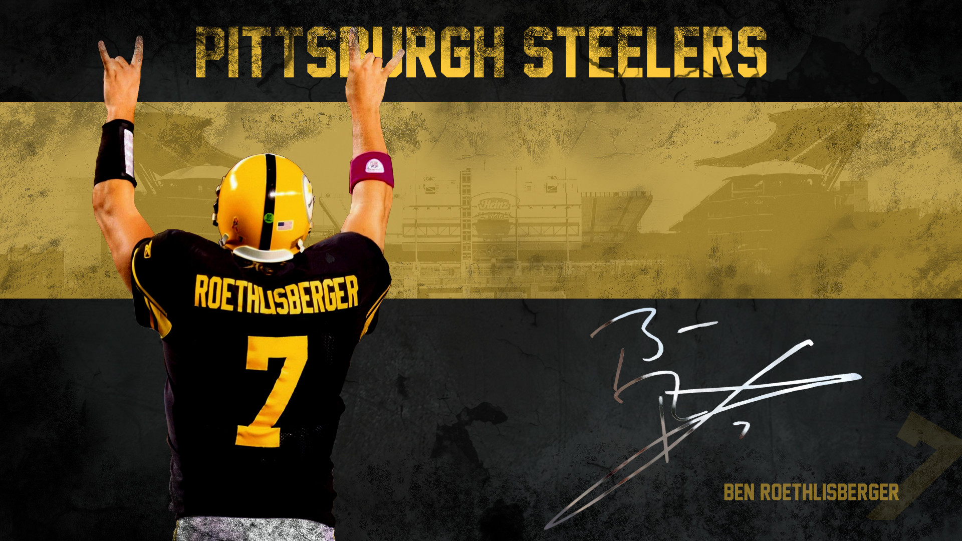 Res: 1920x1080, Pittsburgh Steelers Wallpaper 16 - 1920 X 1080