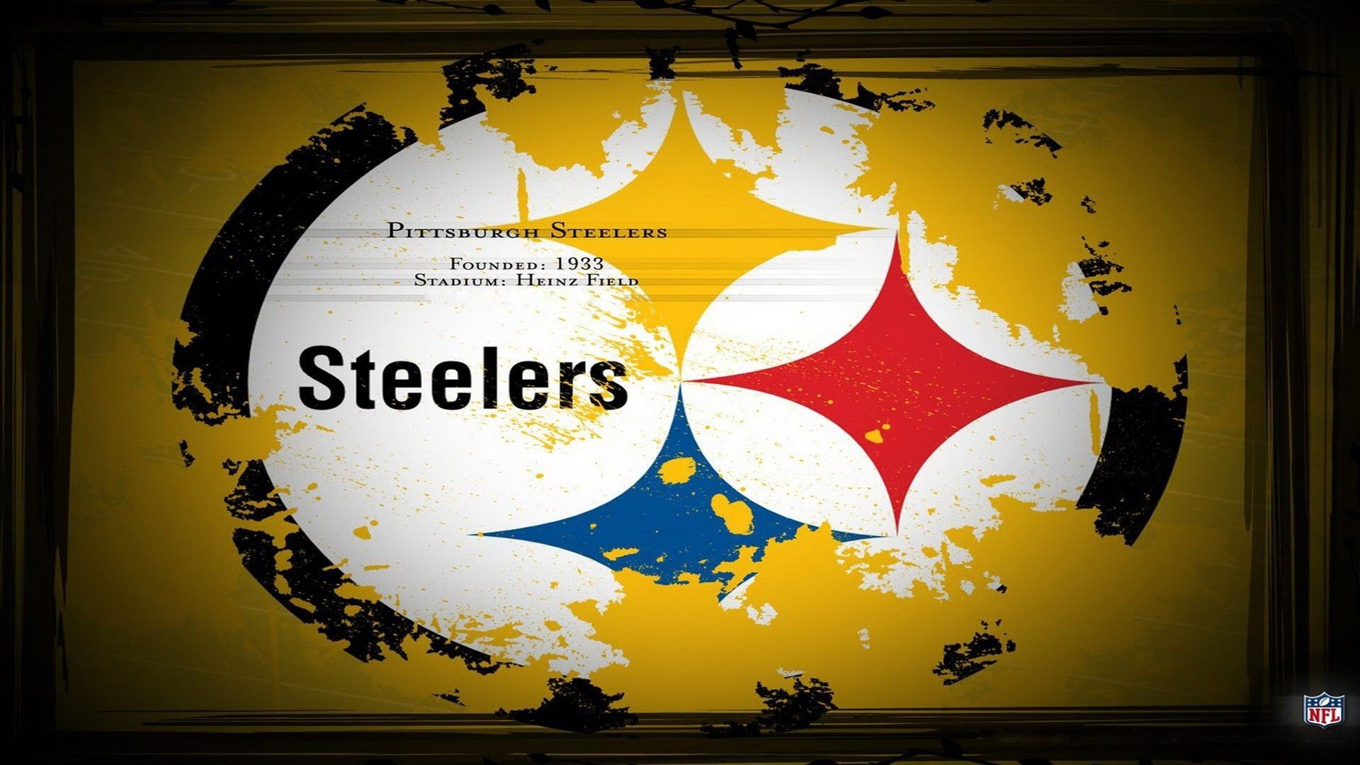 Res: 1920x1080, Pittsburgh Steelers Wallpaper HD